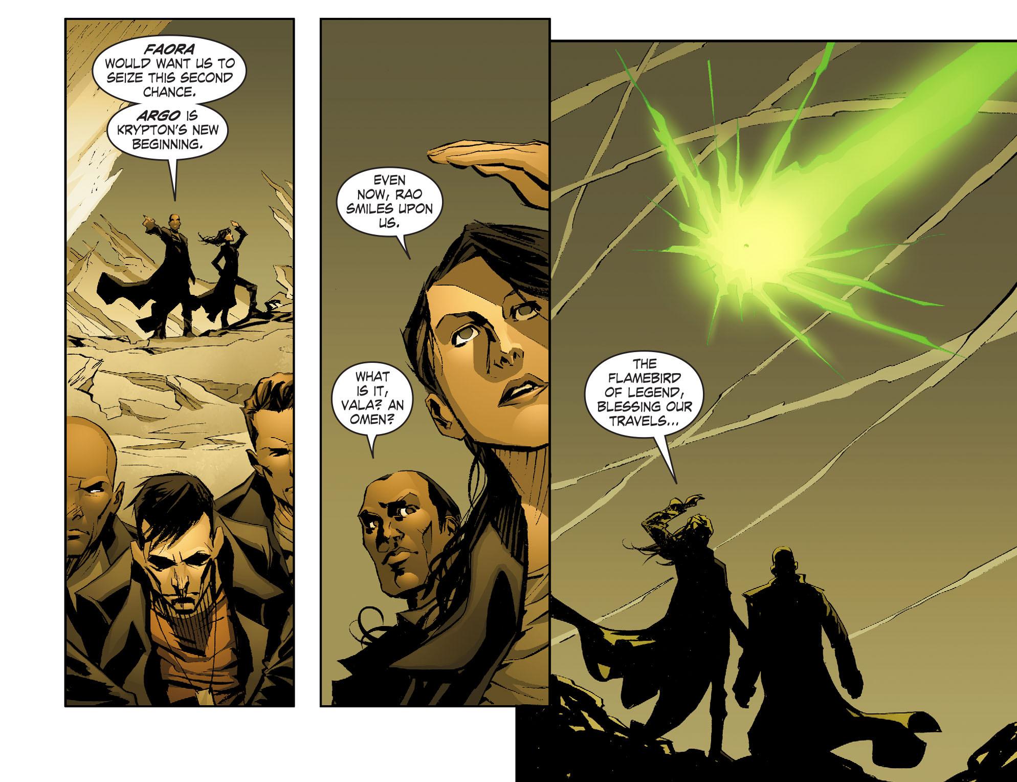 Read online Smallville: Lantern [I] comic -  Issue #1 - 8