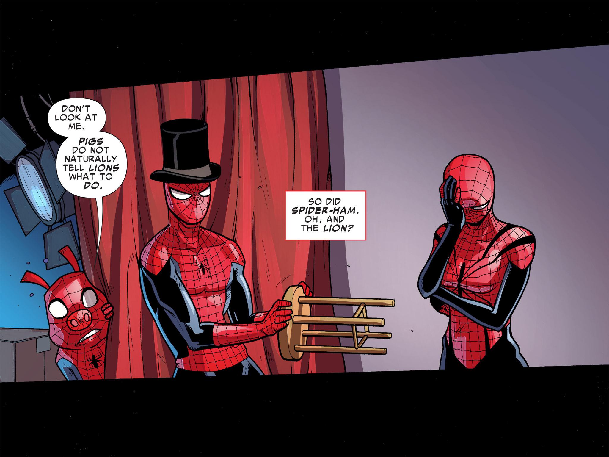 Read online Ultimate Spider-Man (Infinite Comics) (2016) comic -  Issue #10 - 4