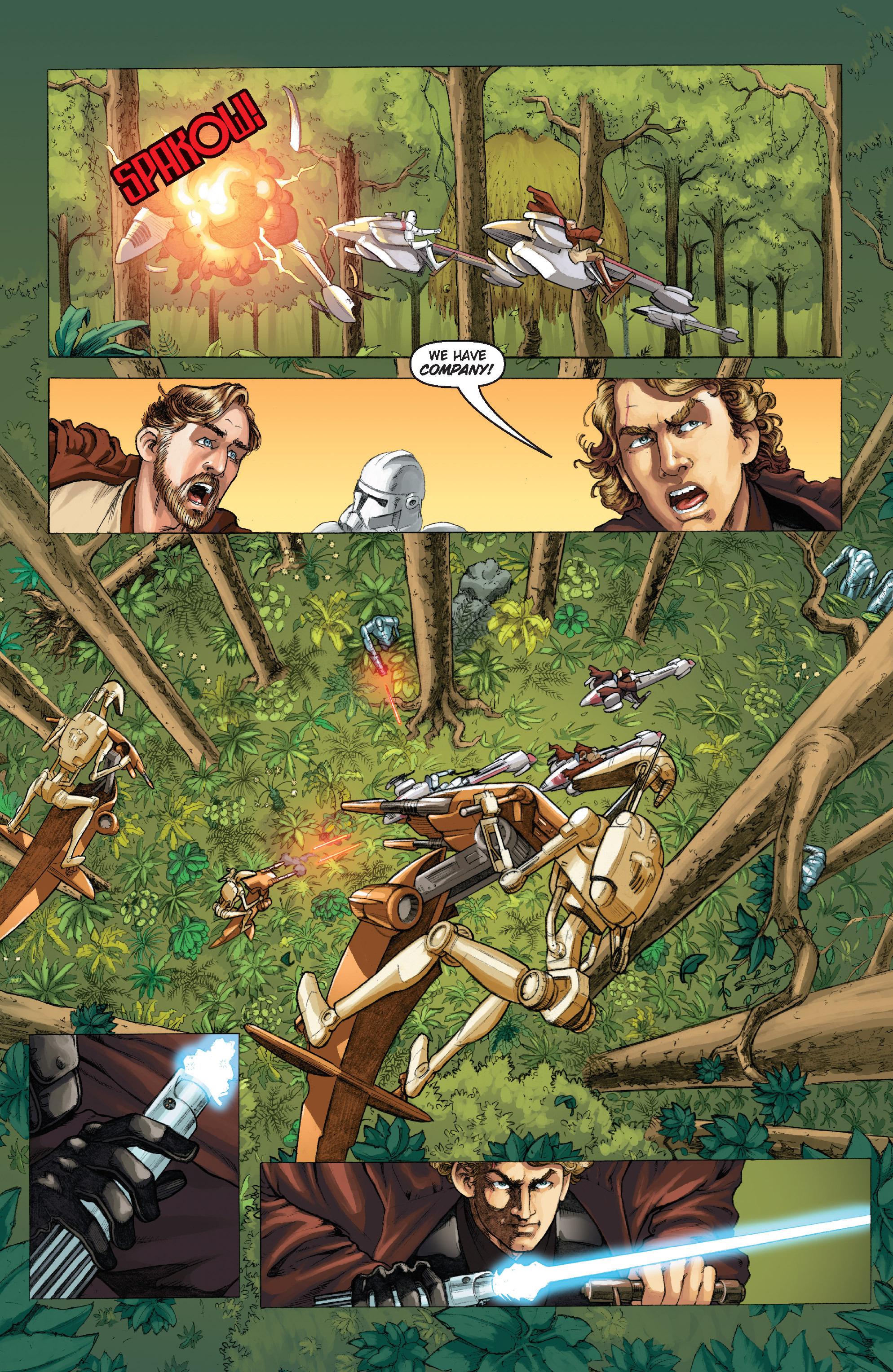 Read online Star Wars Omnibus comic -  Issue # Vol. 26 - 195