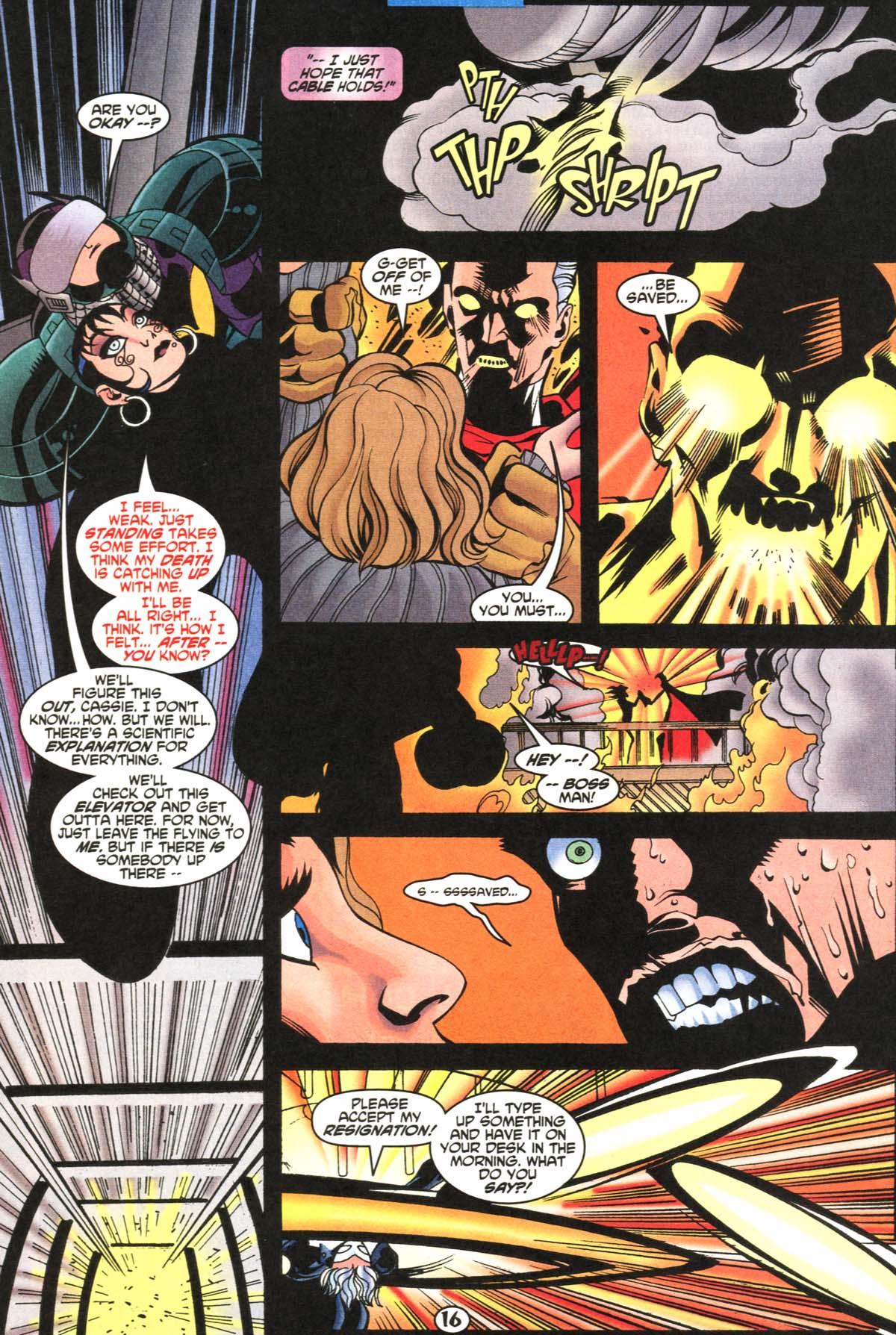 Read online Slingers comic -  Issue #5 - 17