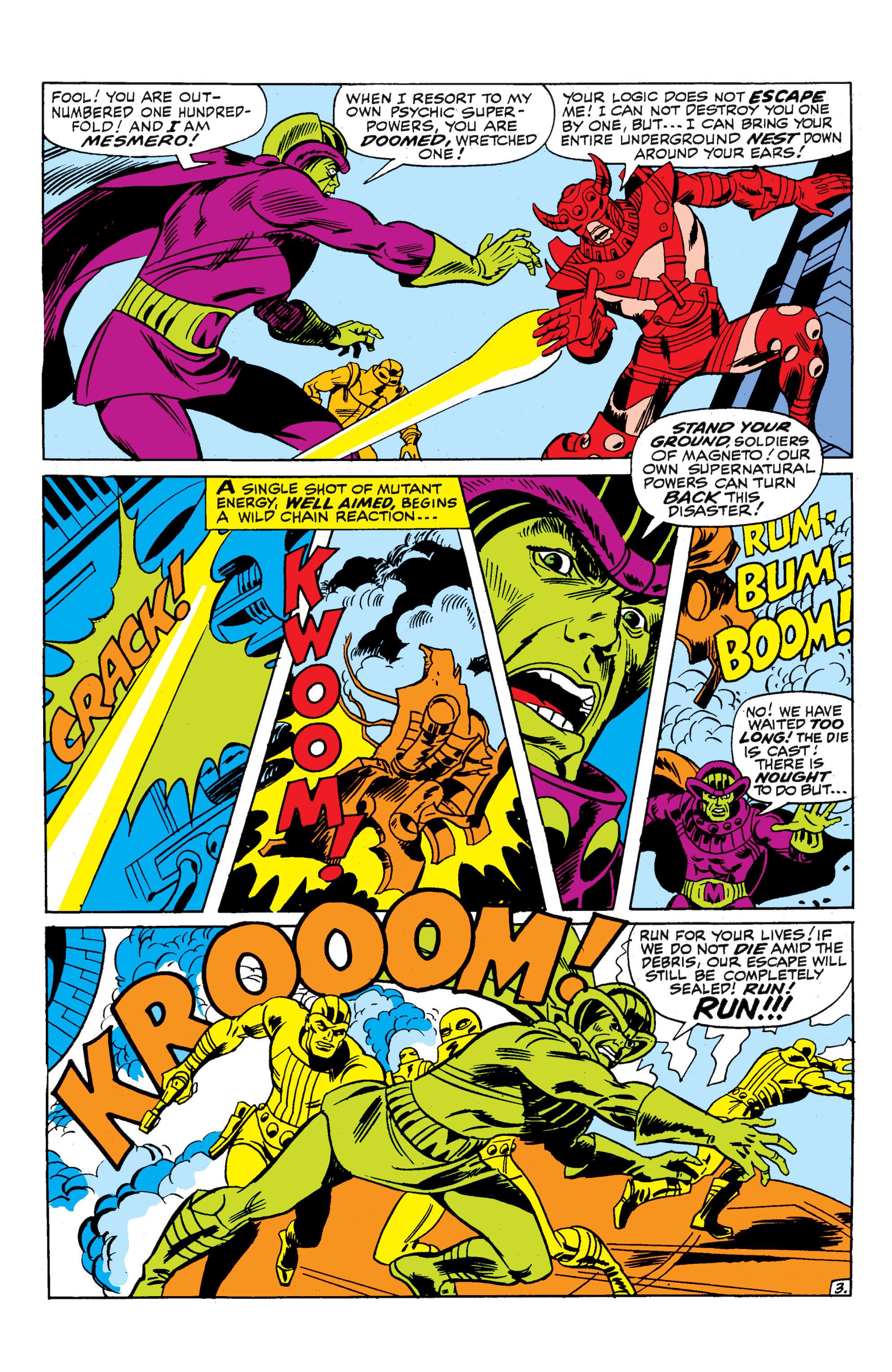 Uncanny X-Men (1963) 52 Page 3
