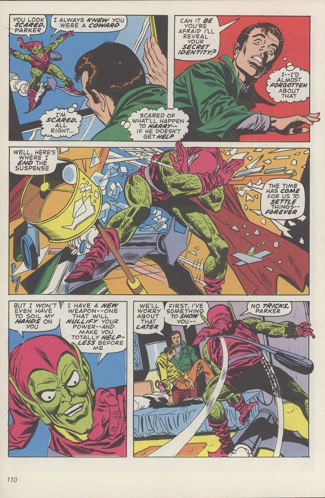 The Amazing Spider-Man (1979) issue TPB - Page 112