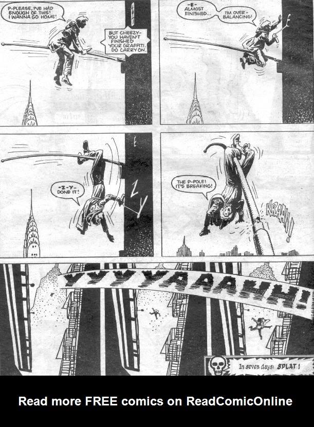 Read online The Thirteenth Floor (2007) comic -  Issue # Full - 56