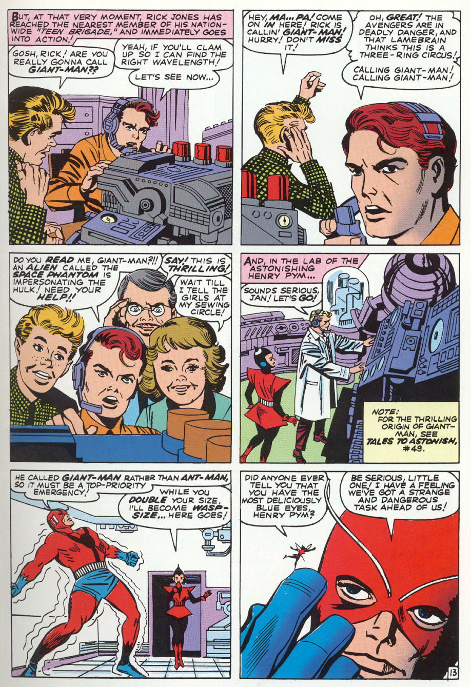 The Avengers (1963) 2 Page 13