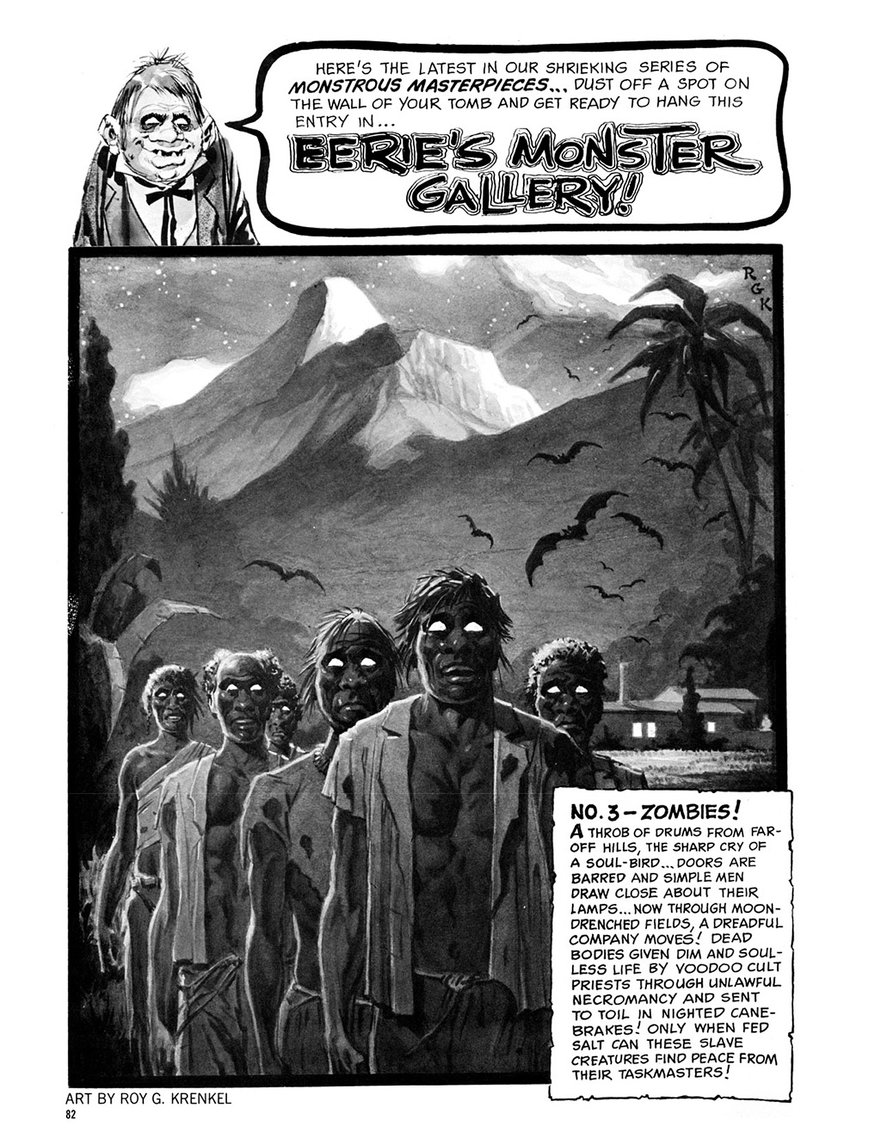 Read online Eerie Archives comic -  Issue # TPB 4 - 83