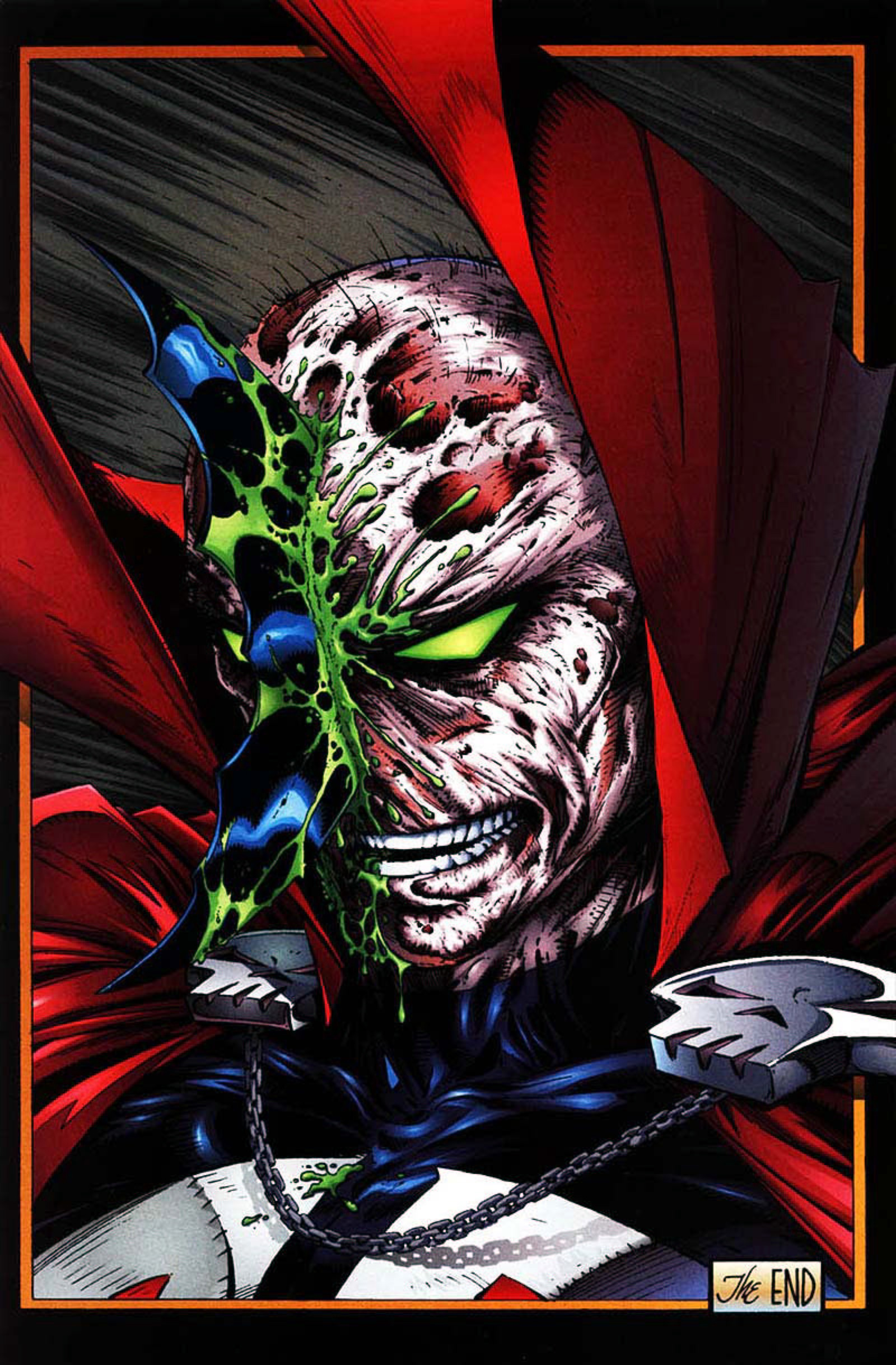 Read online Spawn-Batman comic -  Issue # Full - 54