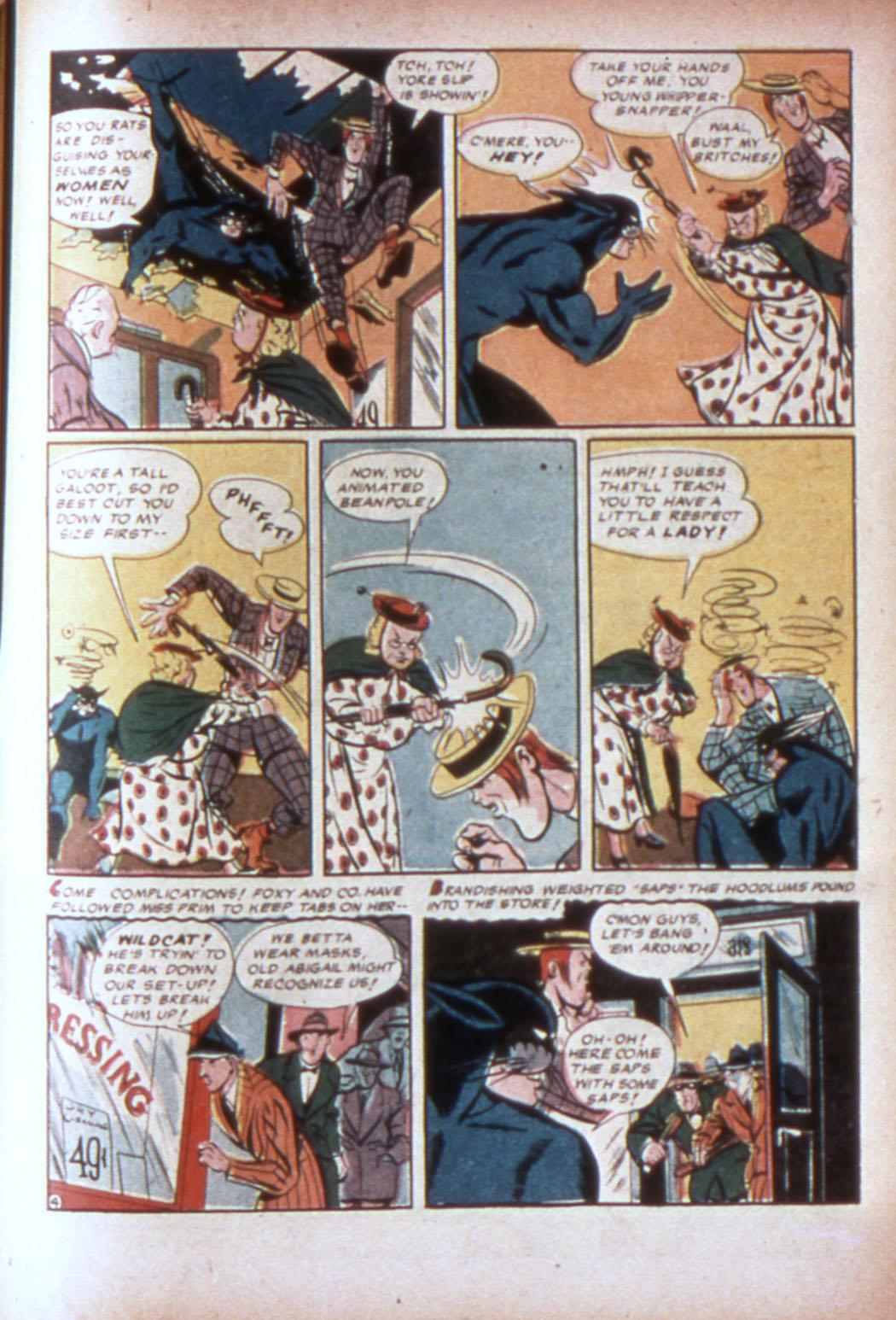 Read online Sensation (Mystery) Comics comic -  Issue #19 - 53