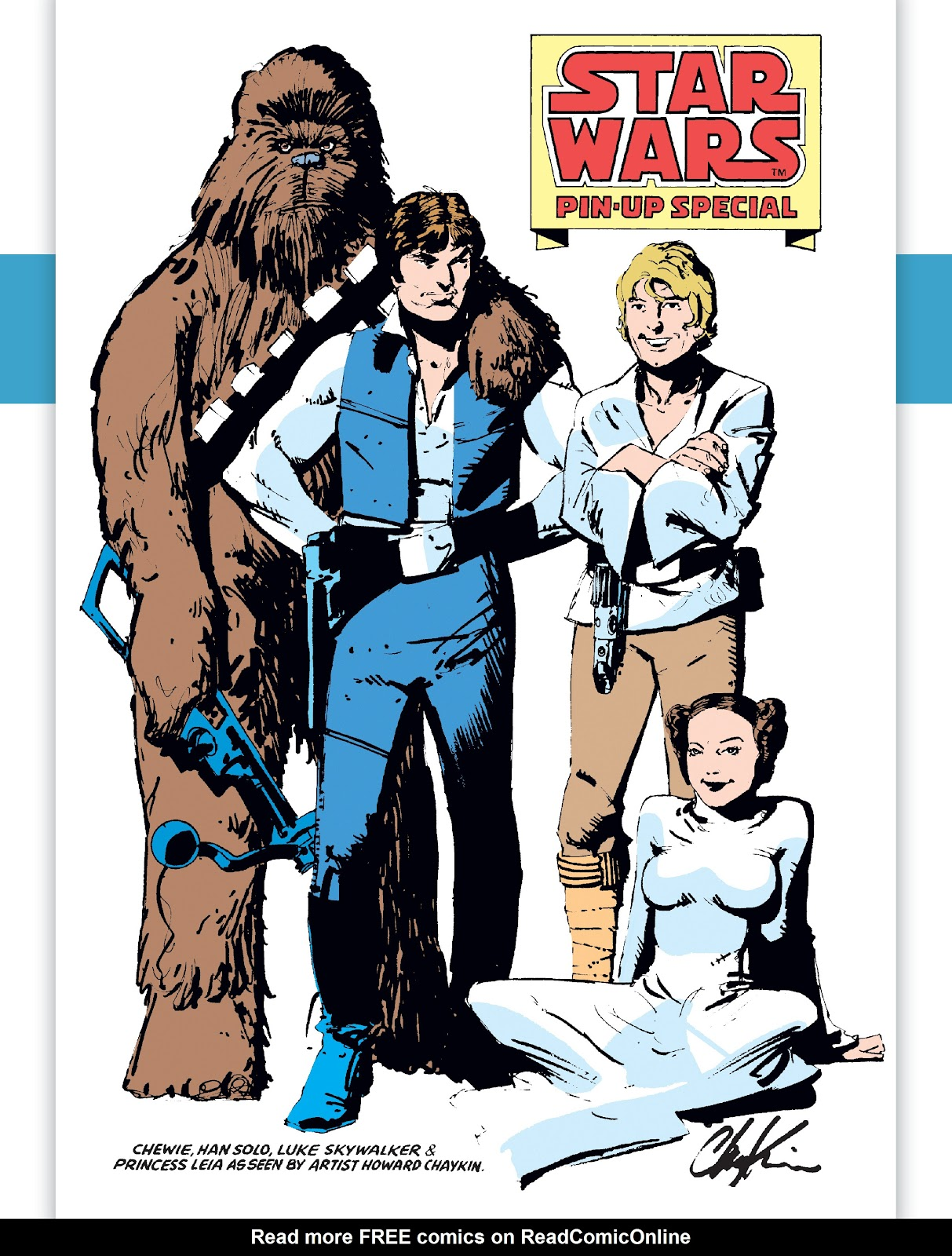 Read online The Marvel Art of Star Wars comic -  Issue # TPB (Part 1) - 6