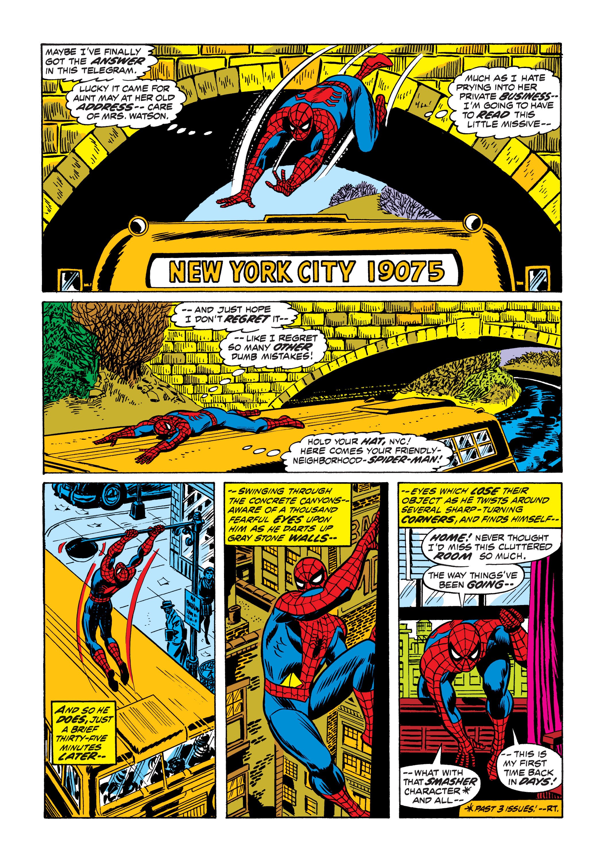 The Amazing Spider-Man (1963) 119 Page 4