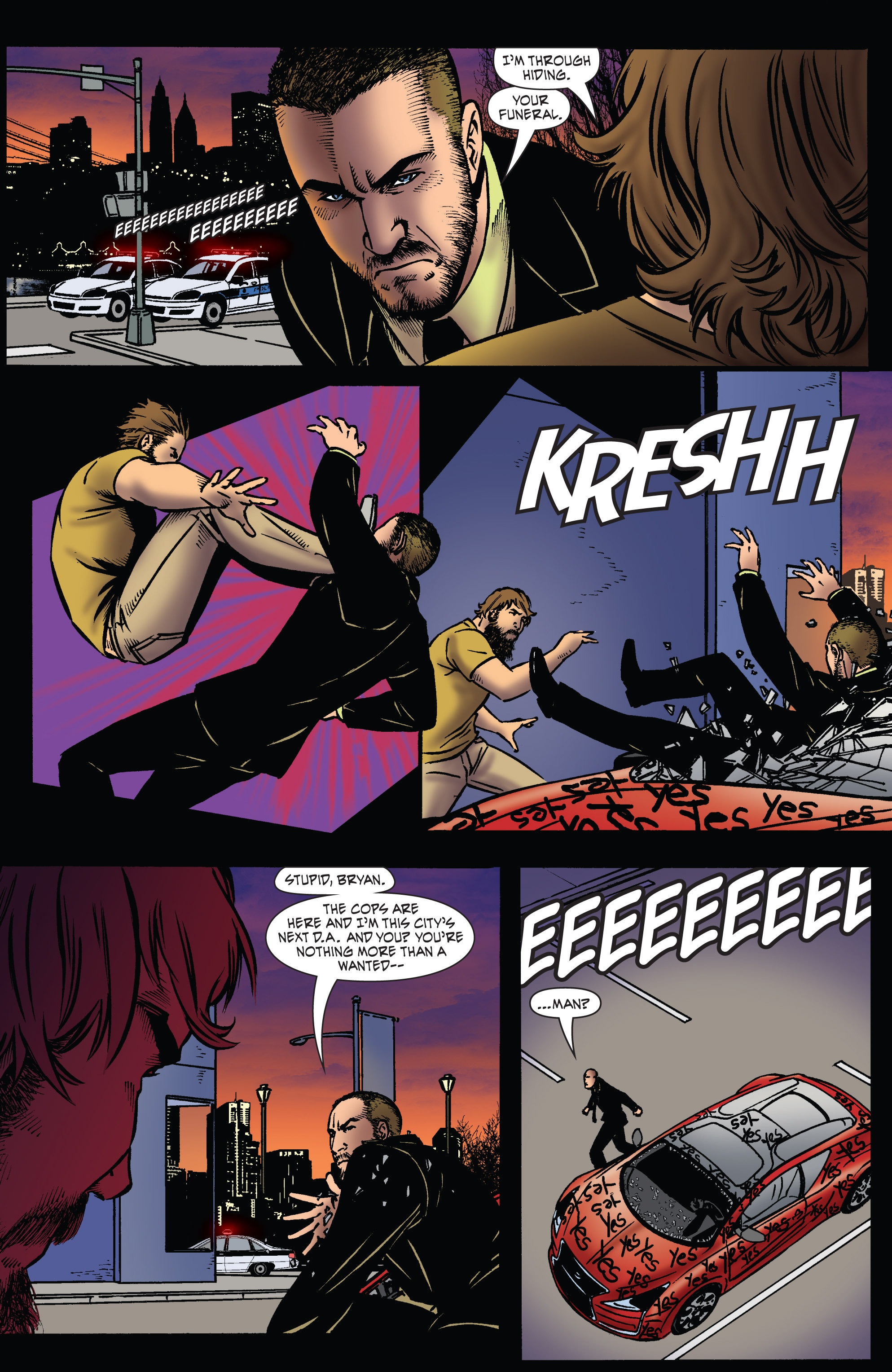 Read online WWE Superstars comic -  Issue #2 - 7