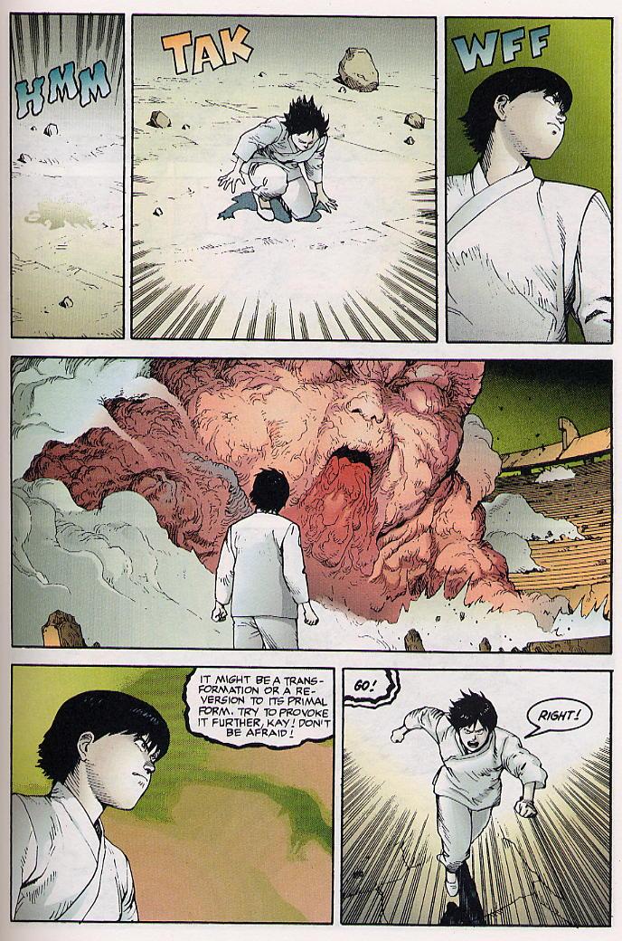 Read online Akira comic -  Issue #31 - 42