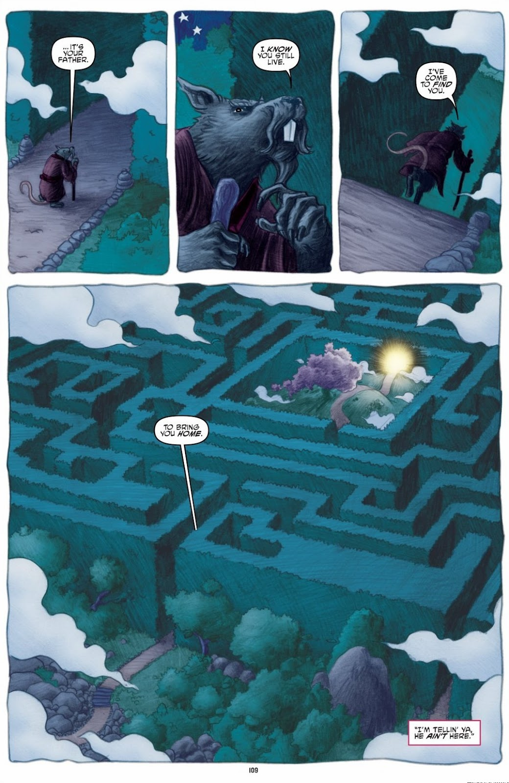 Read online Teenage Mutant Ninja Turtles: The IDW Collection comic -  Issue # TPB 6 (Part 2) - 8