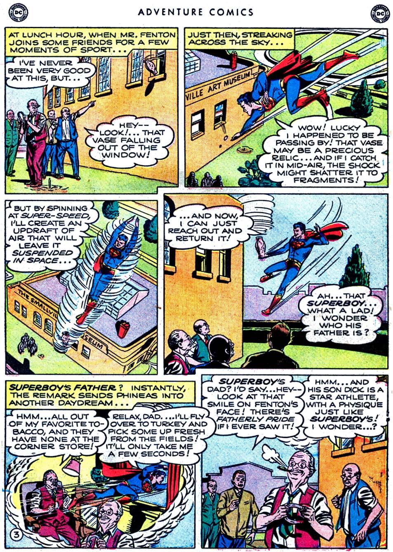 Read online Adventure Comics (1938) comic -  Issue #163 - 5
