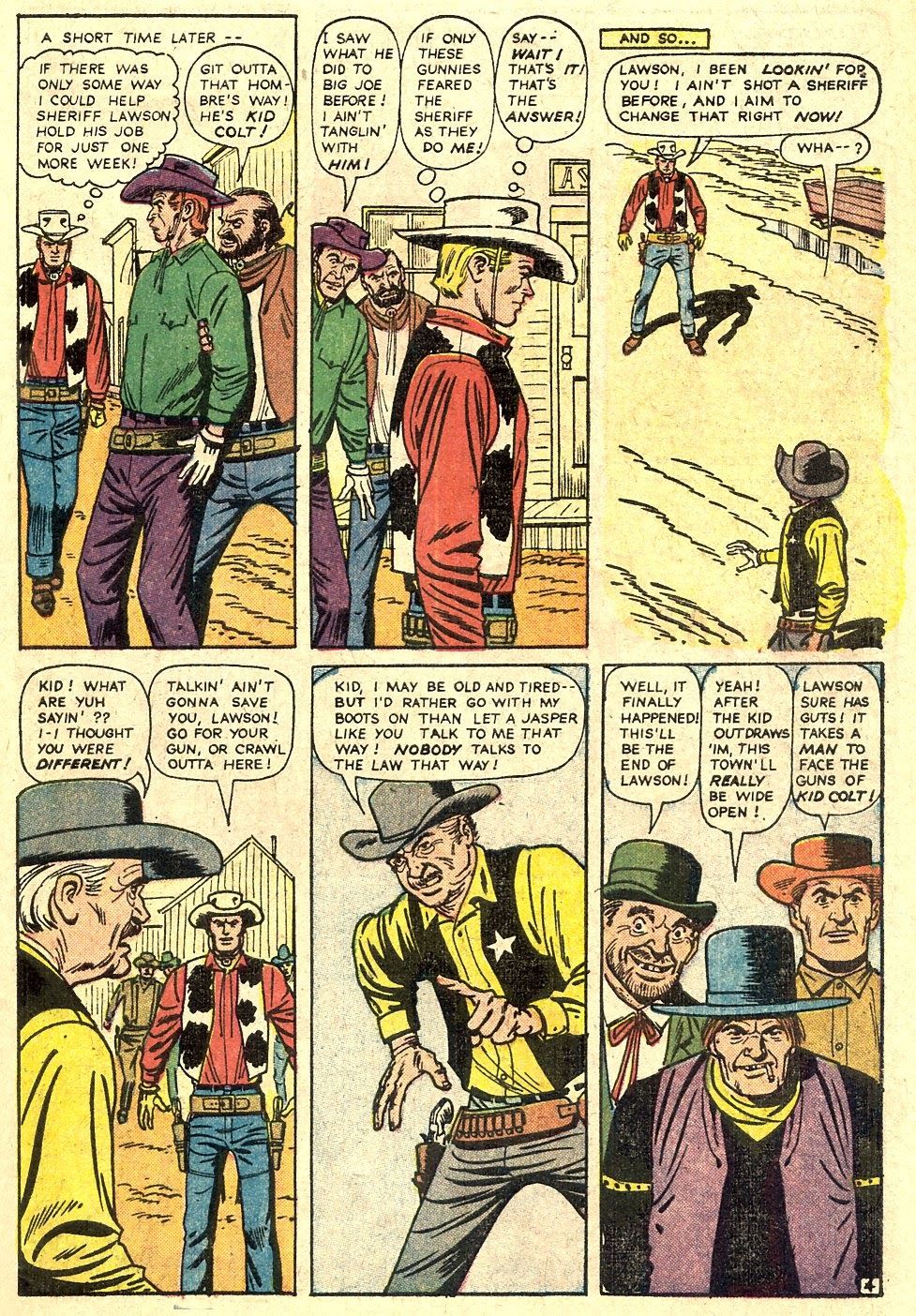 Kid Colt Outlaw issue 110 - Page 31