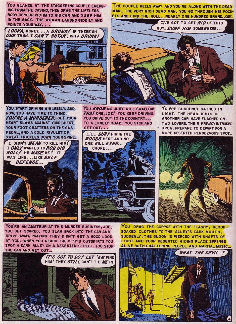 Read online Shock SuspenStories comic -  Issue #18 - 28