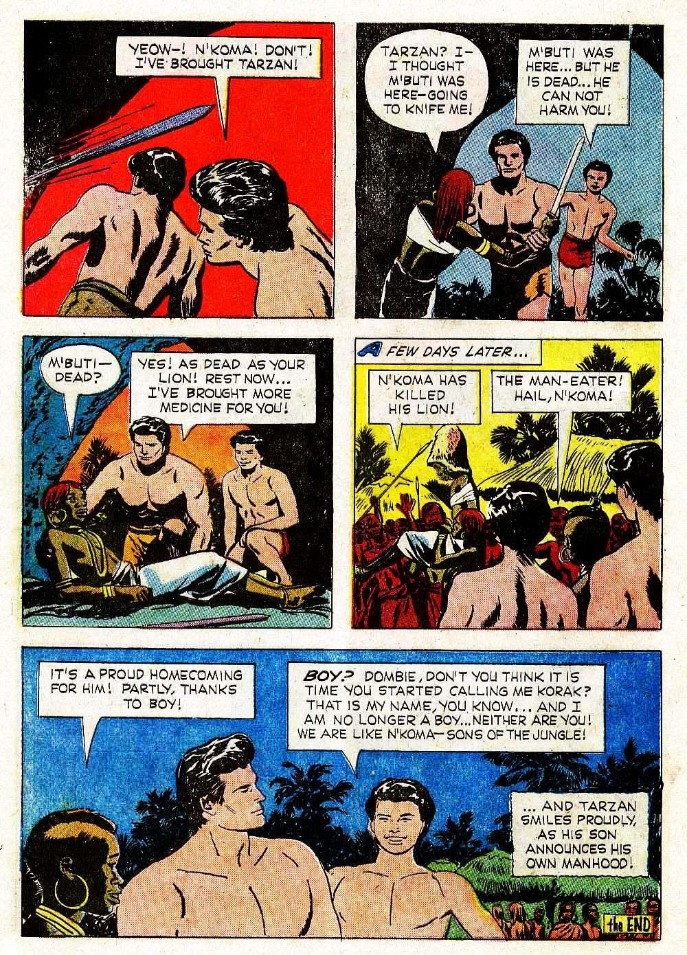 Tarzan (1962) issue 139 - Page 28