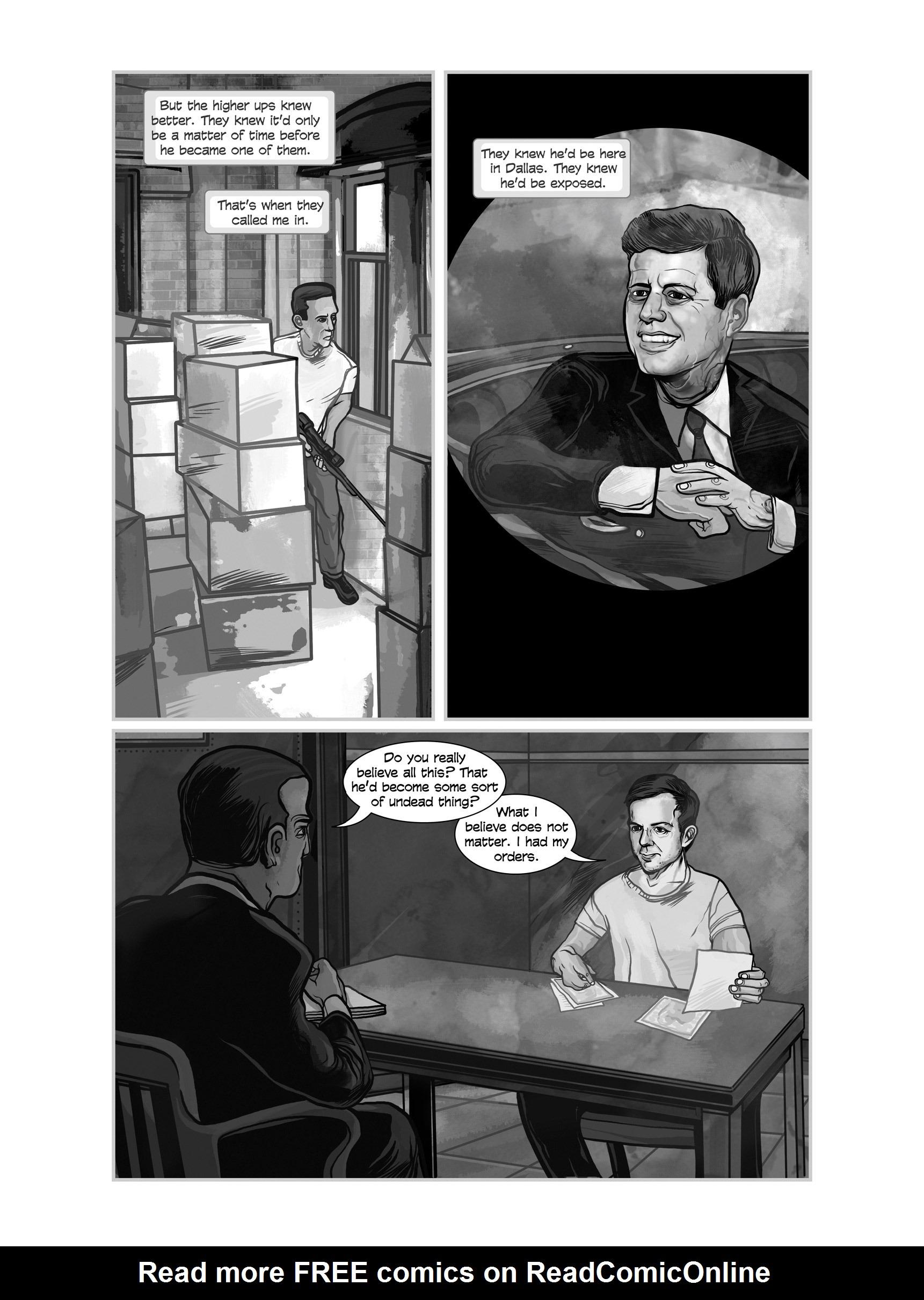 Read online FUBAR comic -  Issue #3 - 318