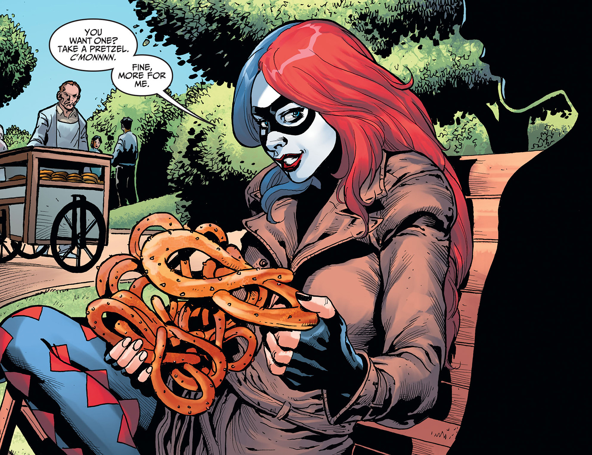 Read online Injustice: Ground Zero comic -  Issue #9 - 4