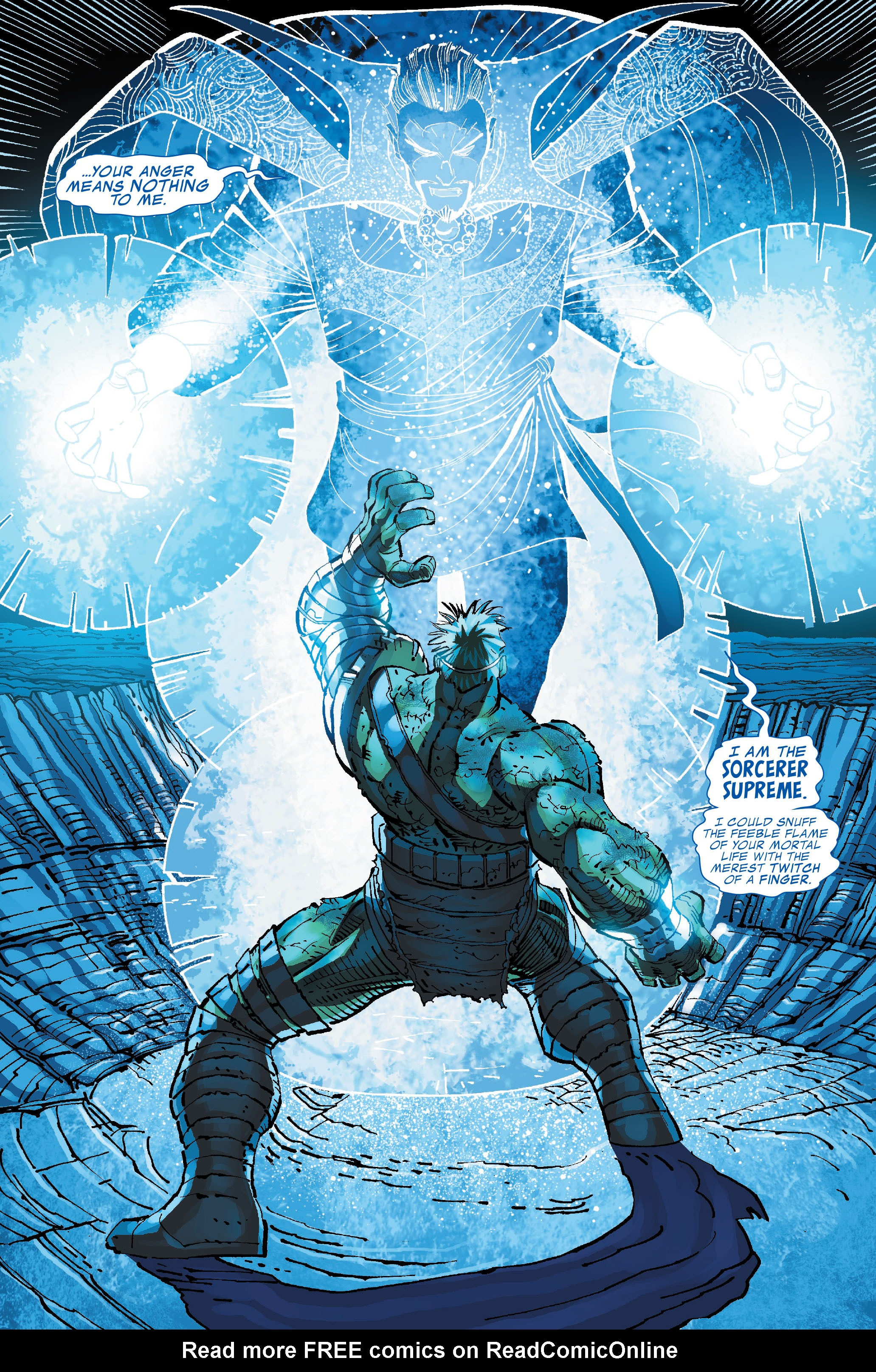 Read online World War Hulk comic -  Issue #3 - 13
