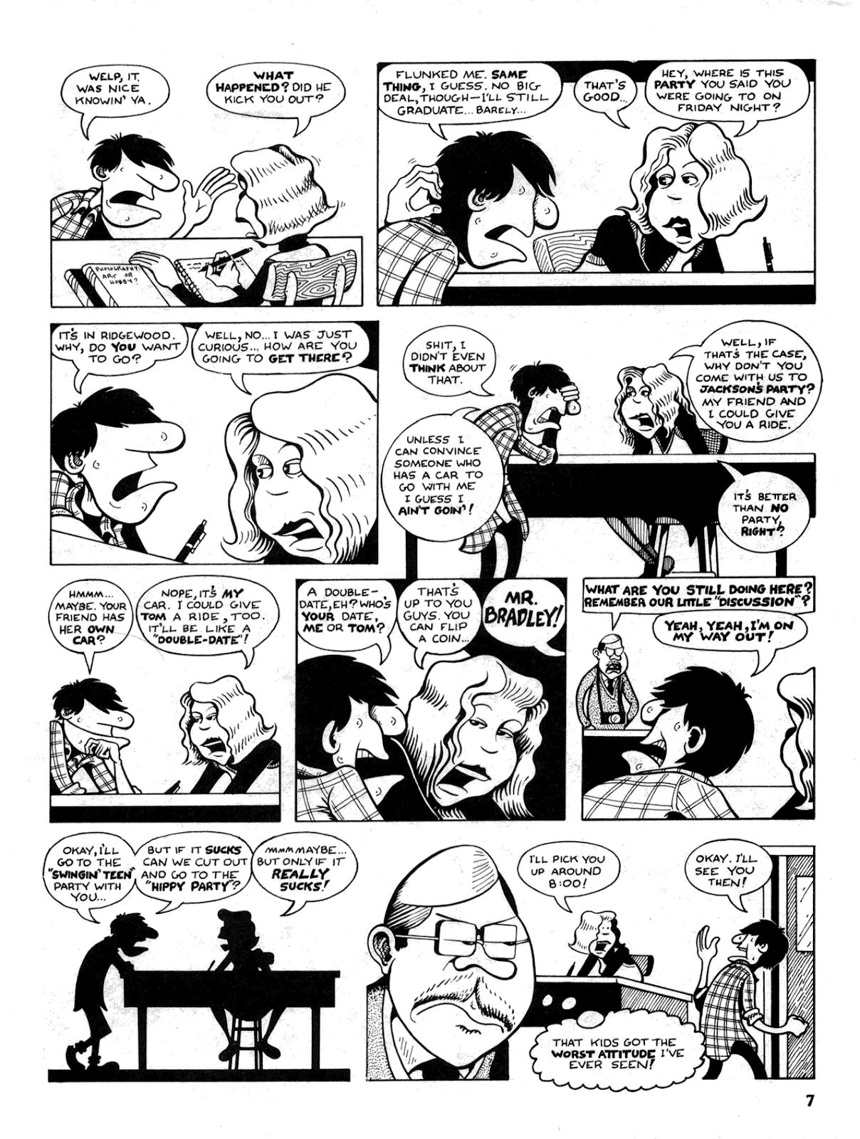 Read online Neat Stuff comic -  Issue #9 - 9