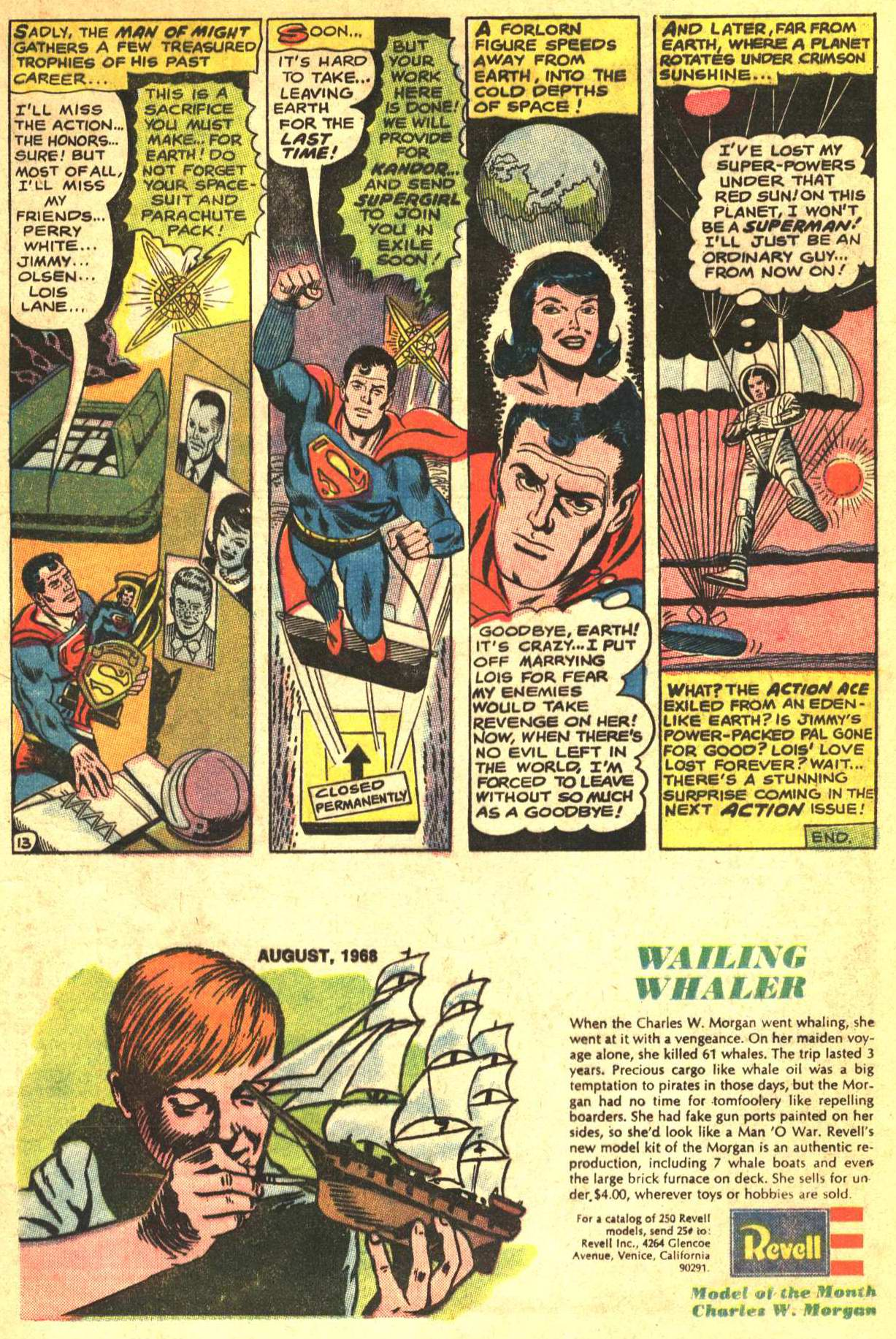 Read online Action Comics (1938) comic -  Issue #368 - 14