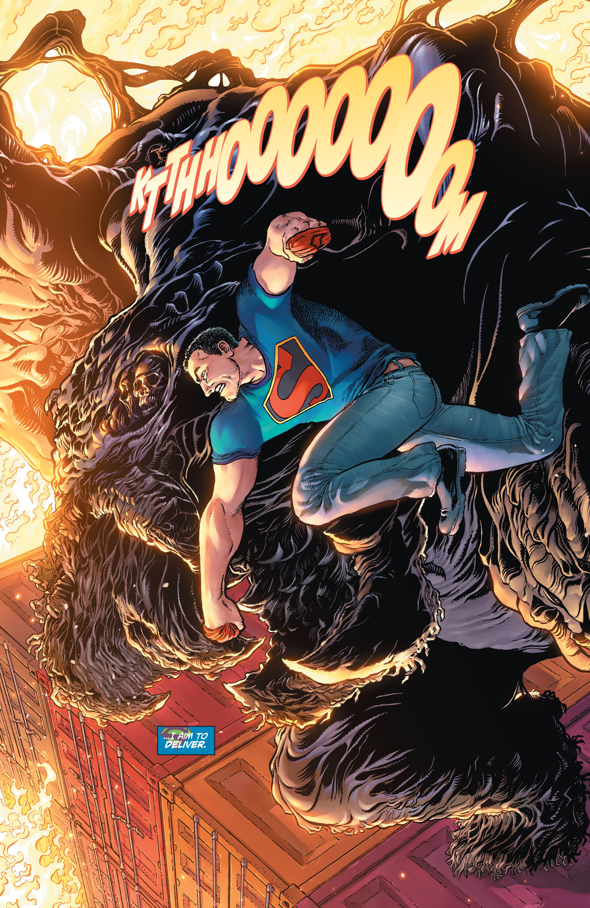 Read online Action Comics (2011) comic -  Issue #41 - 22