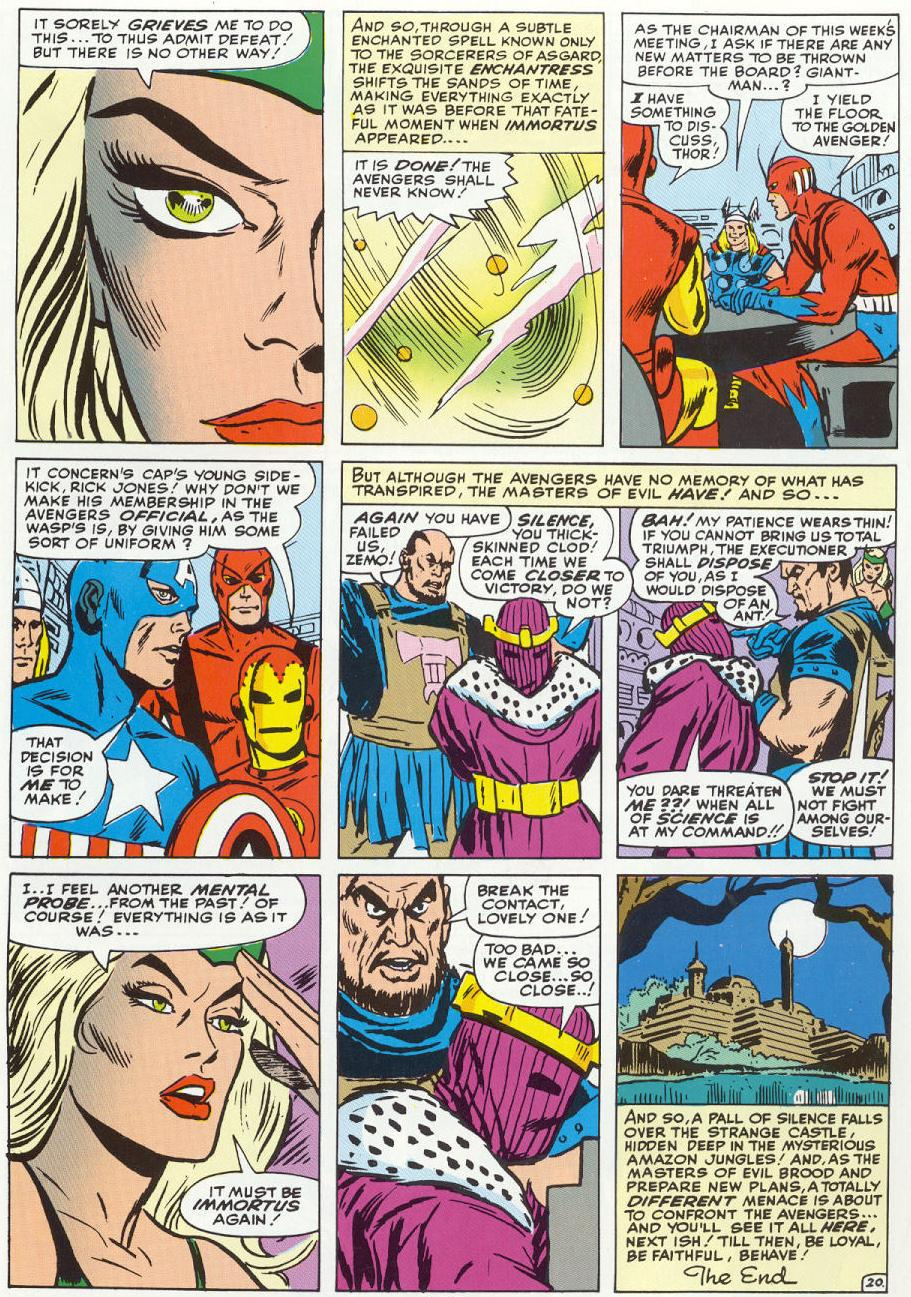 The Avengers (1963) 10 Page 20