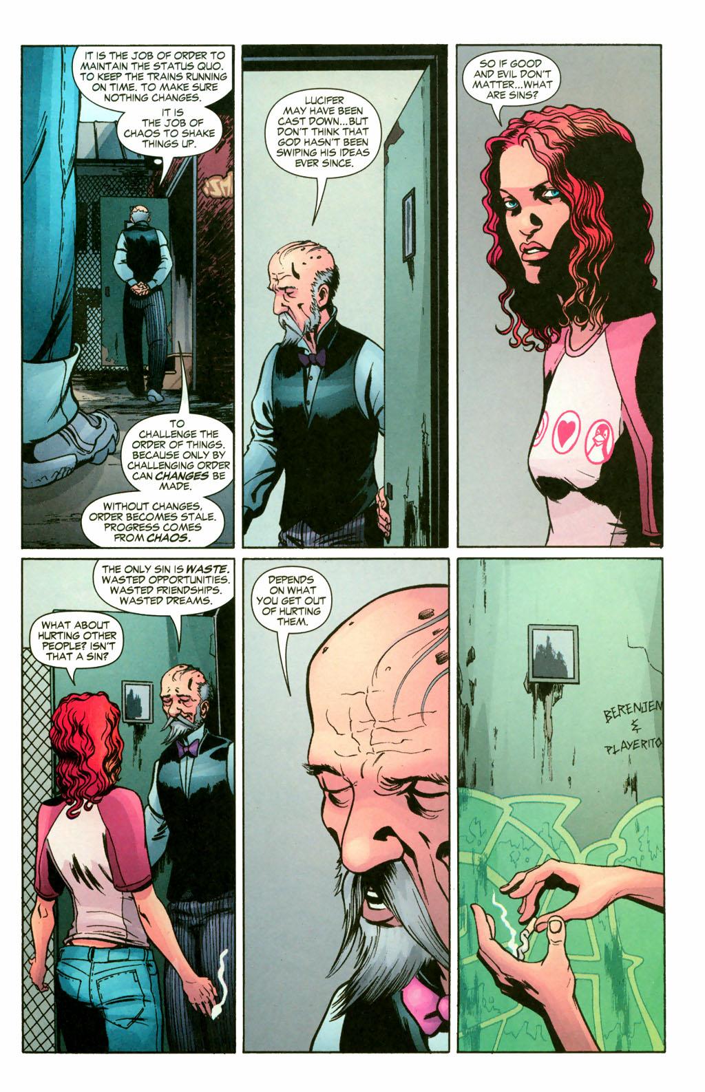 Read online Fallen Angel (2003) comic -  Issue #10 - 20
