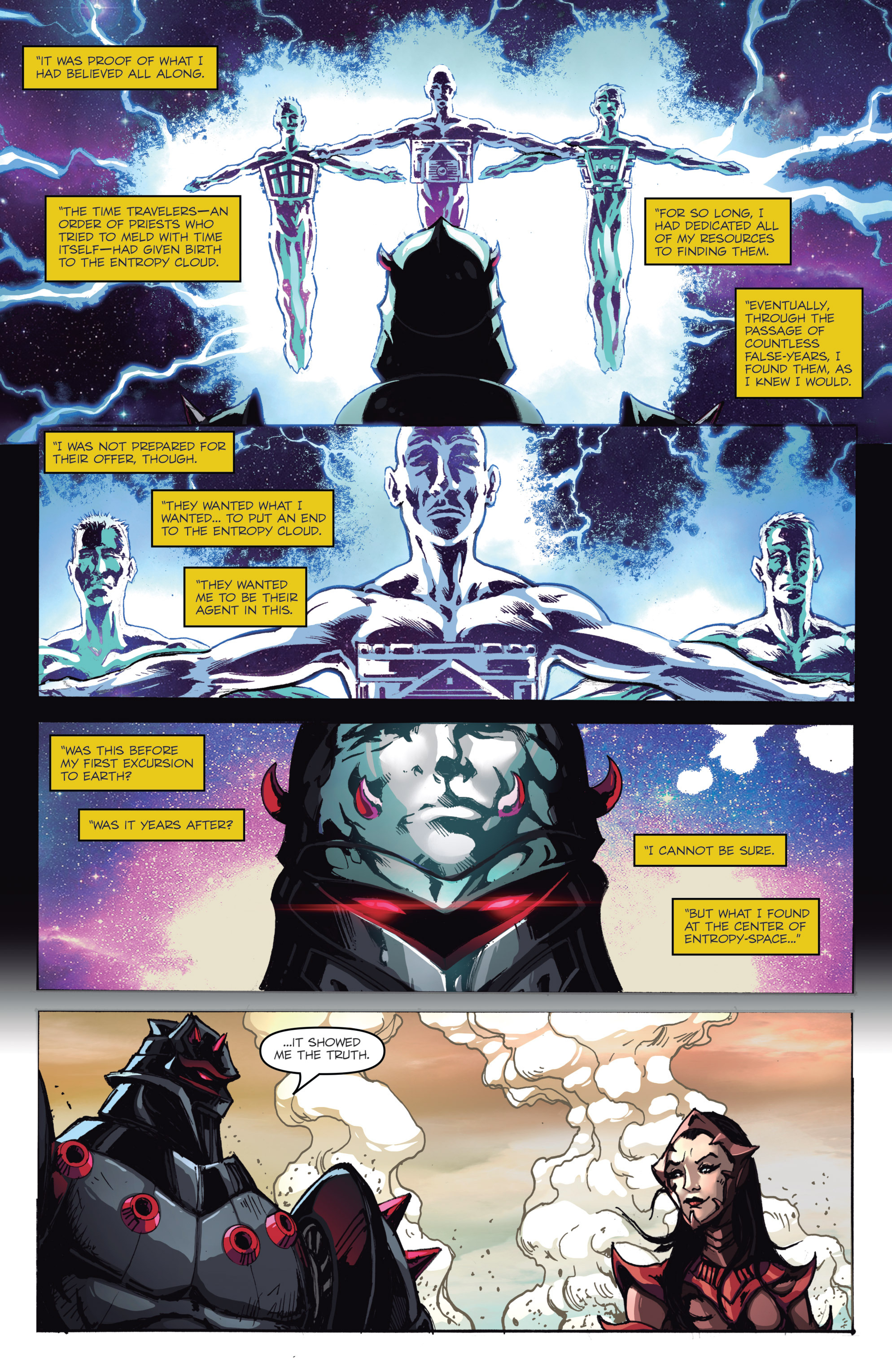 Read online Micronauts: Wrath of Karza comic -  Issue #1 - 15