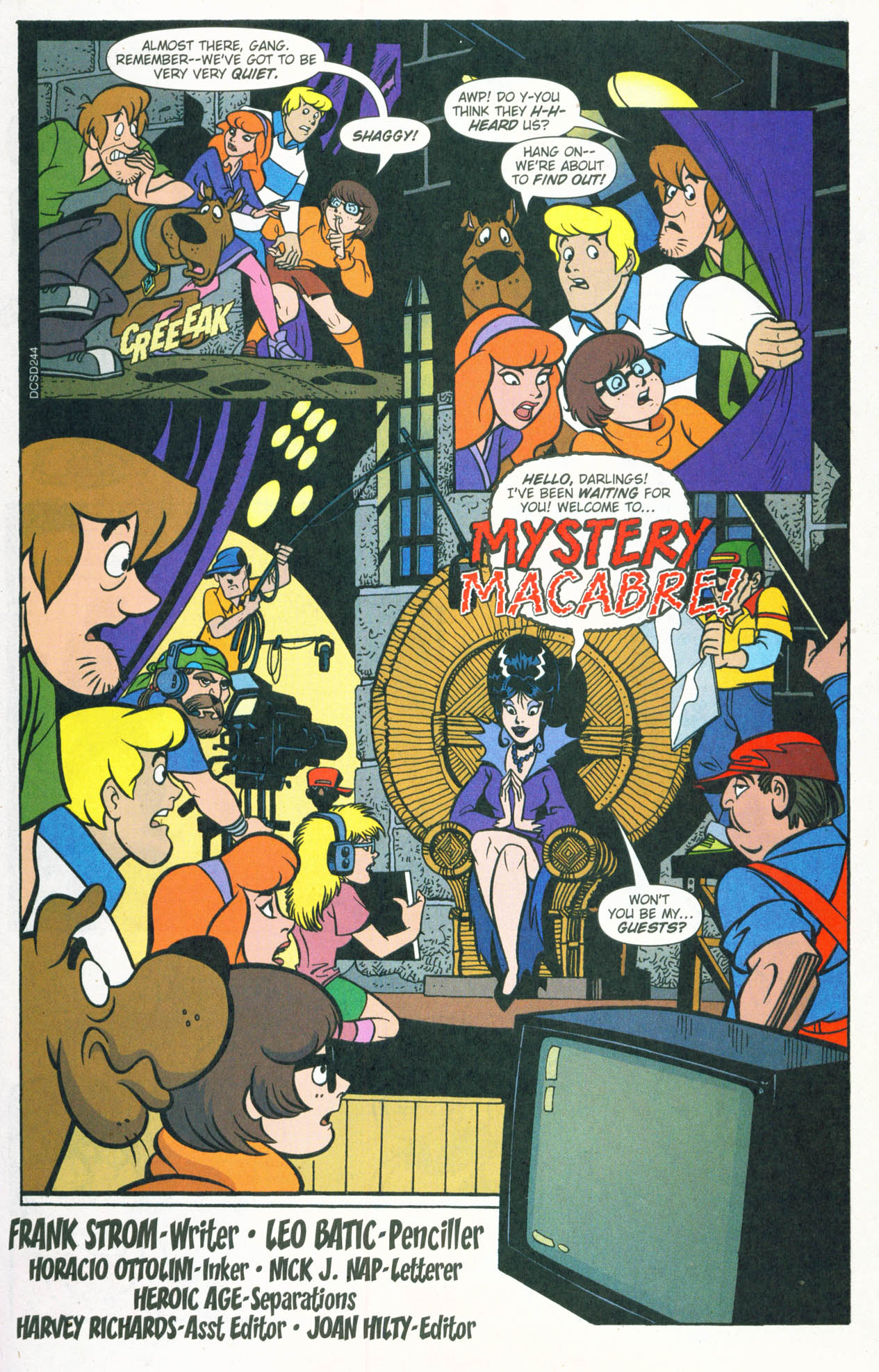 Read online Scooby-Doo (1997) comic -  Issue #83 - 14