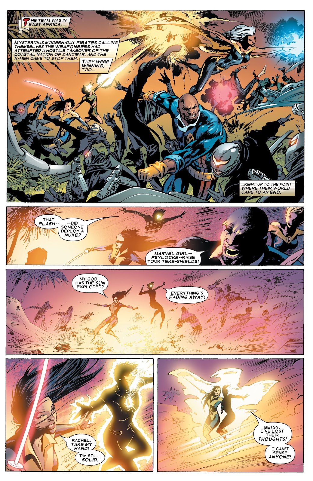 Uncanny X-Men (1963) issue 462 - Page 2