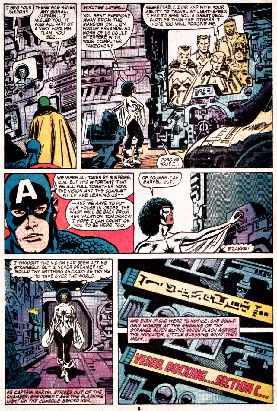 The Avengers (1963) 255 Page 8