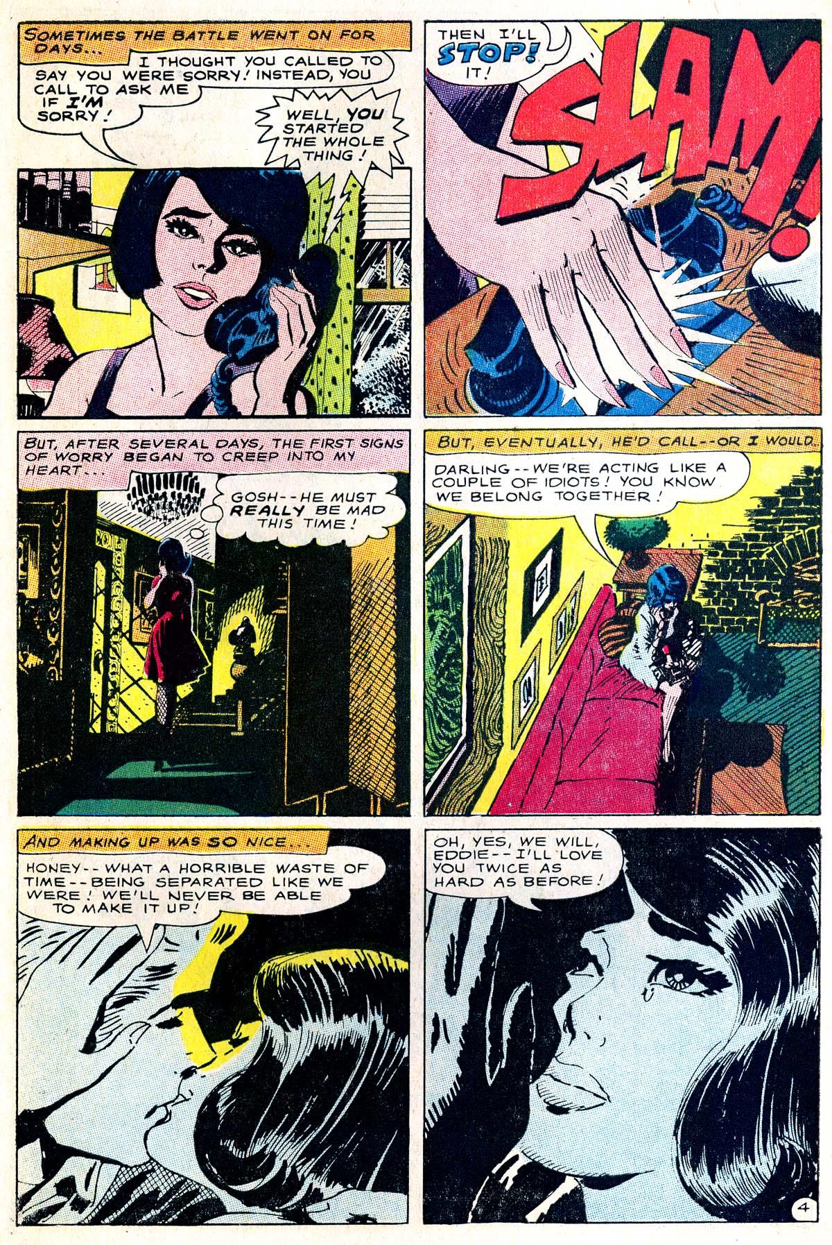 Read online Secret Hearts comic -  Issue #114 - 6