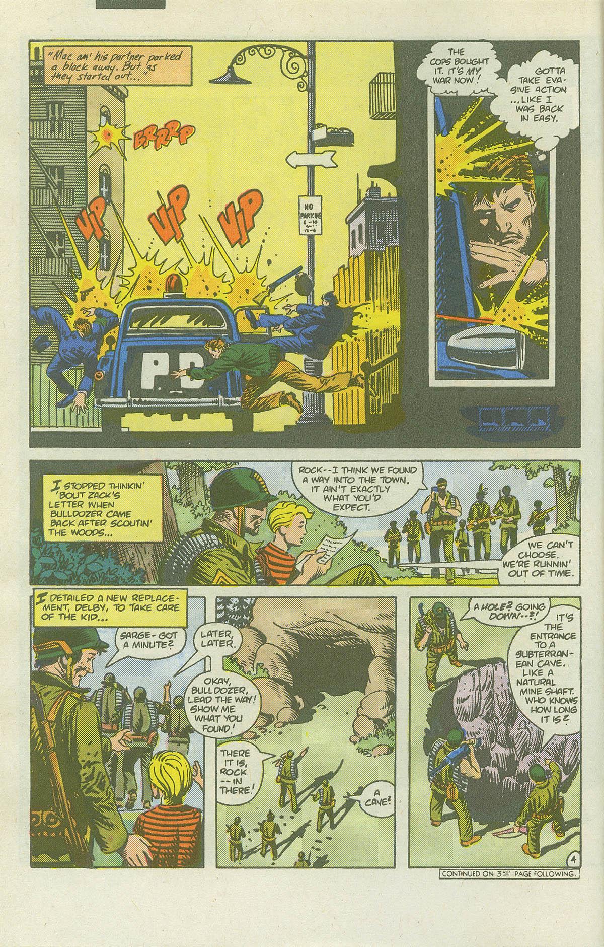 Read online Sgt. Rock comic -  Issue #415 - 5