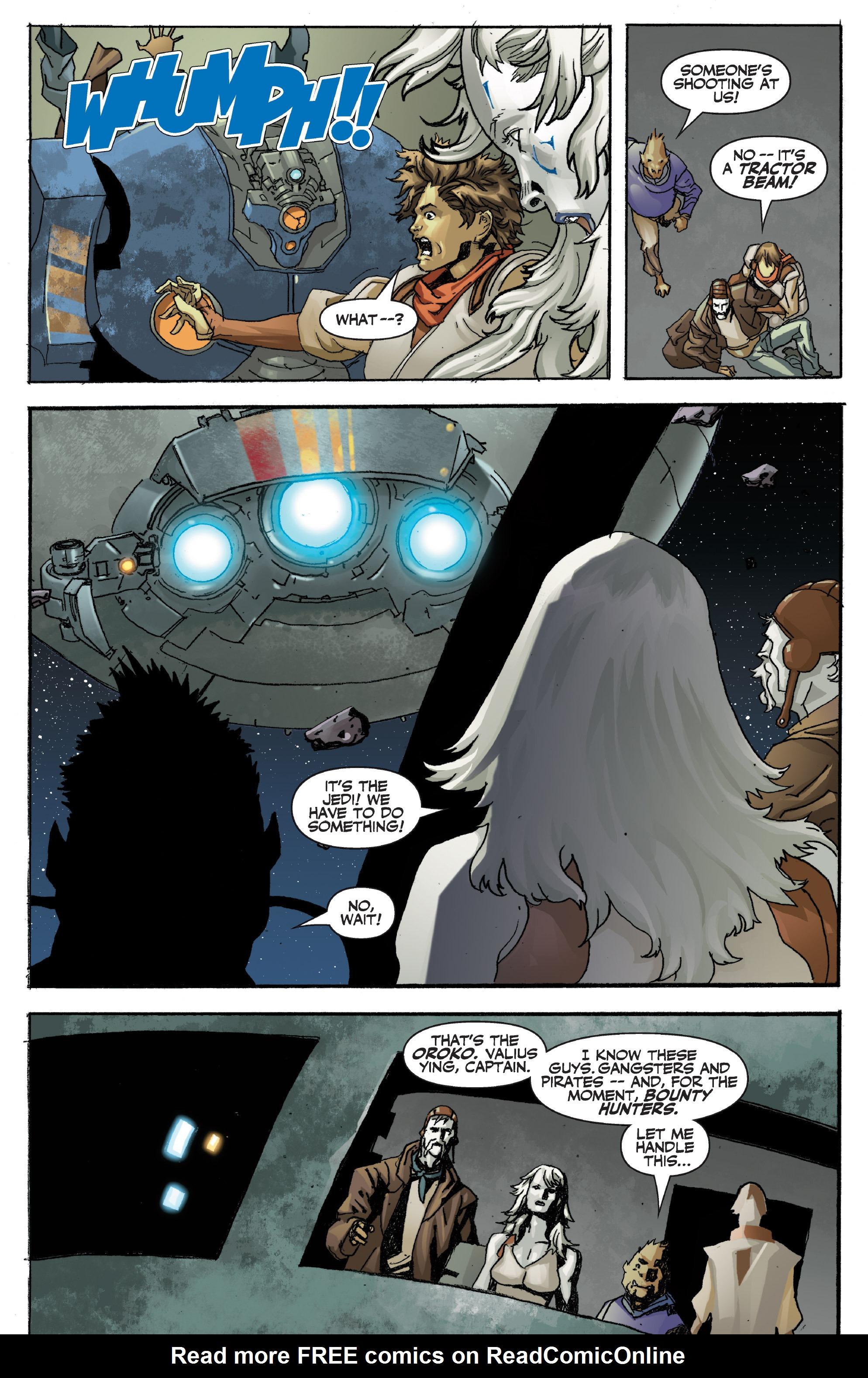 Read online Star Wars Omnibus comic -  Issue # Vol. 29 - 114