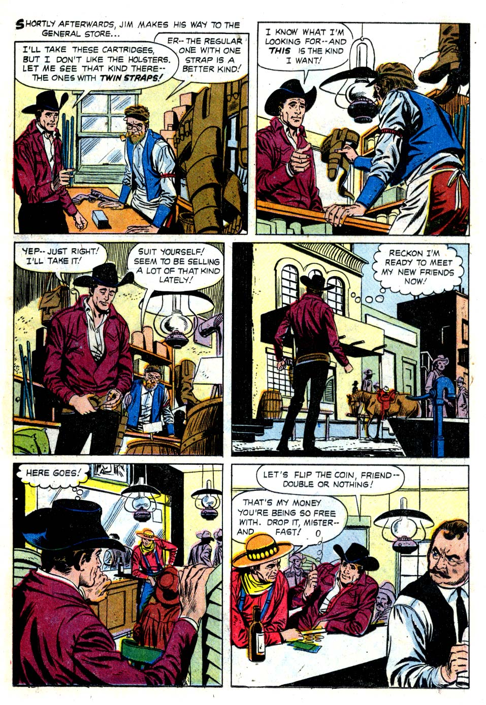 Four Color Comics issue 876 - Page 11