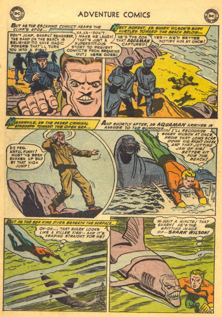Read online Adventure Comics (1938) comic -  Issue #203 - 18