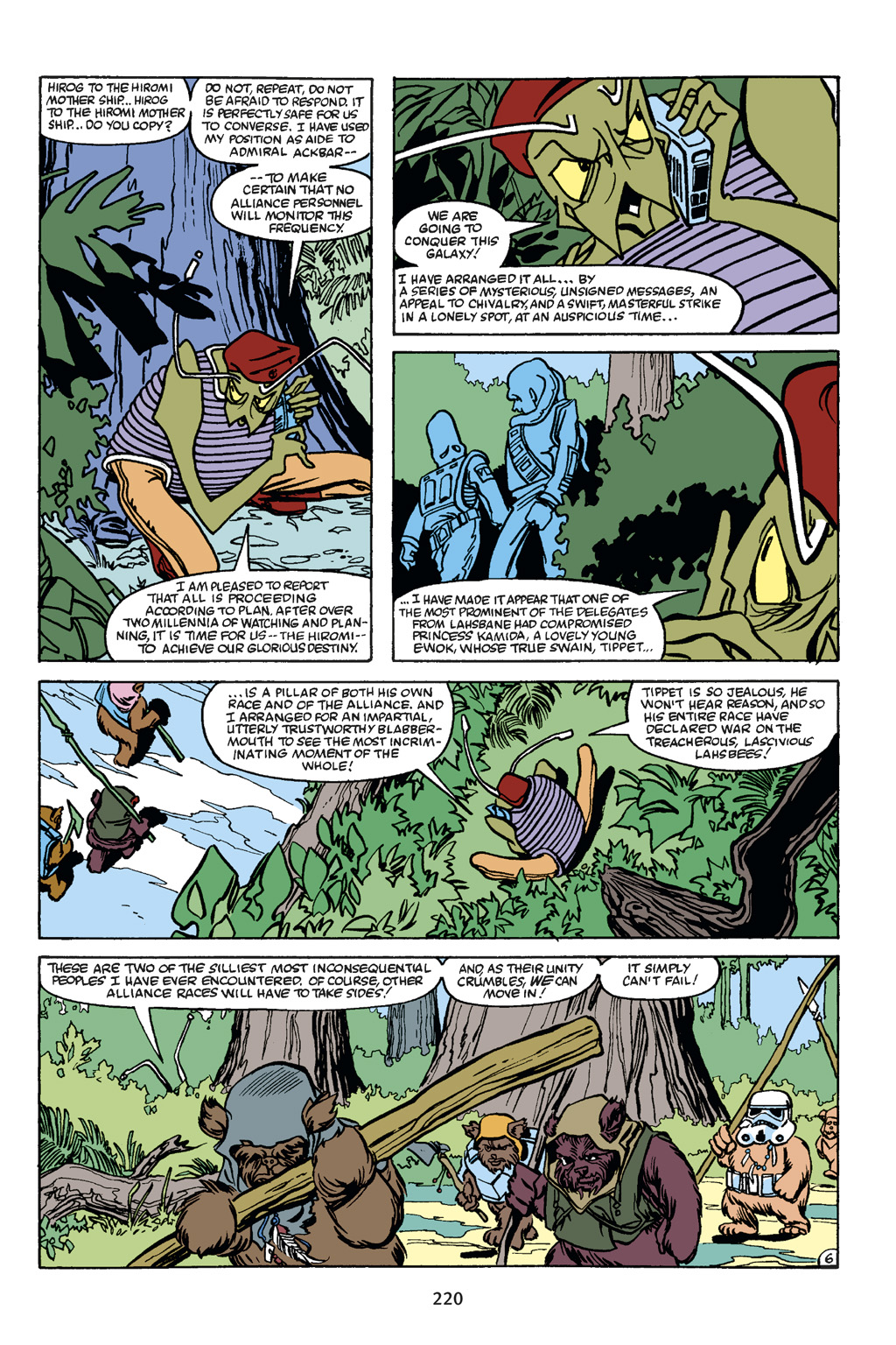 Read online Star Wars Omnibus comic -  Issue # Vol. 21 - 211