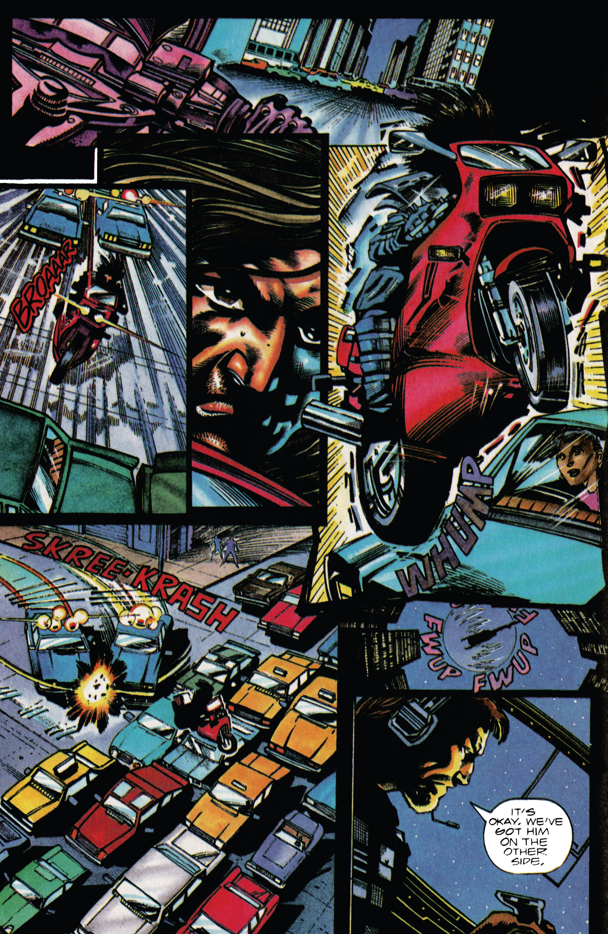 Read online Eternal Warrior (1992) comic -  Issue #33 - 19