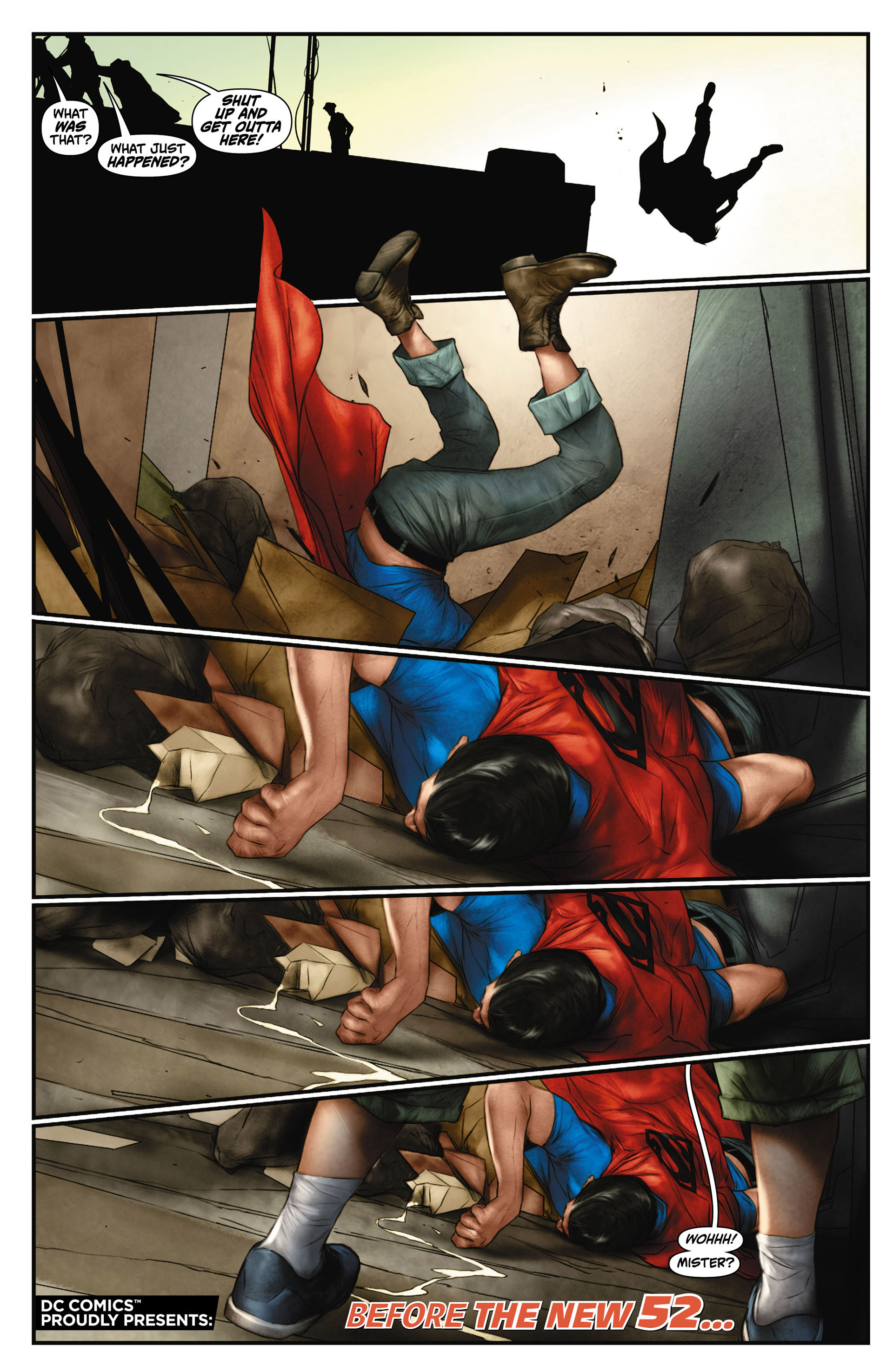 Read online Action Comics (2011) comic -  Issue #0 - 8