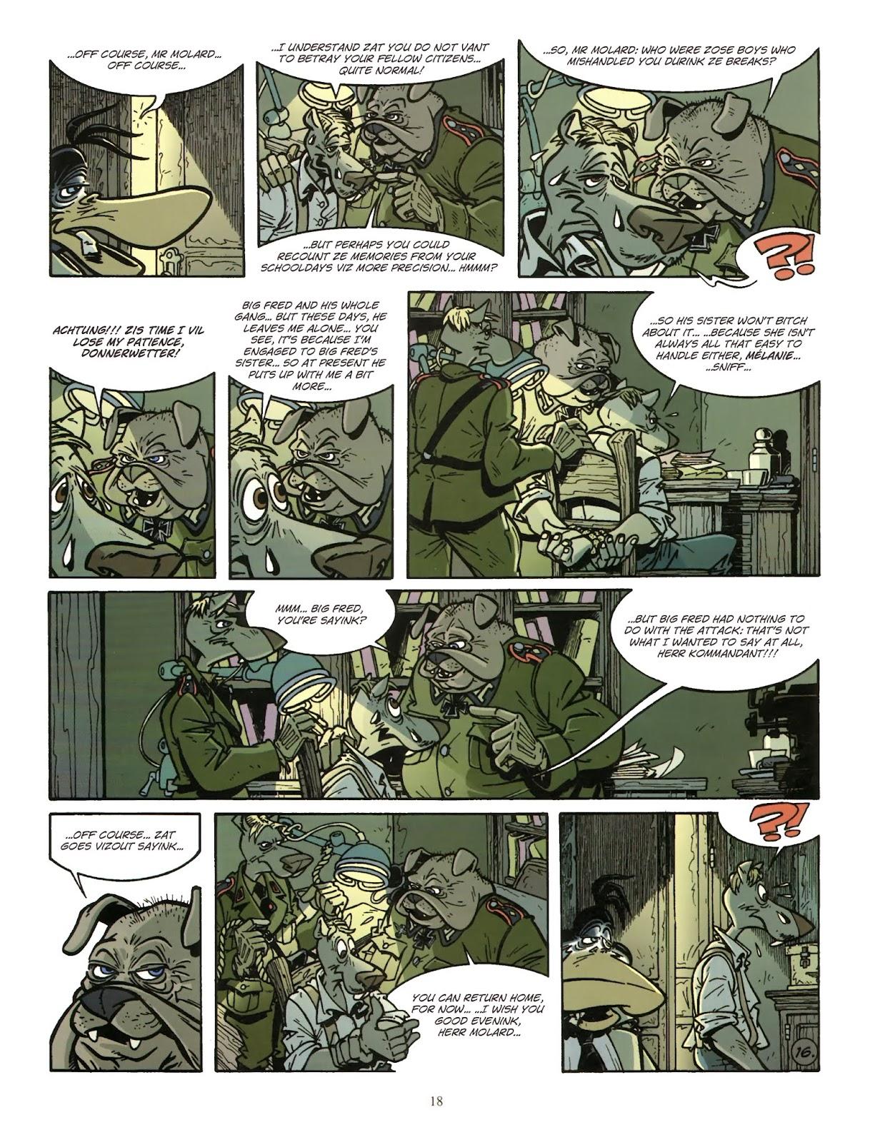 Une enquête de l'inspecteur Canardo issue 11 - Page 19