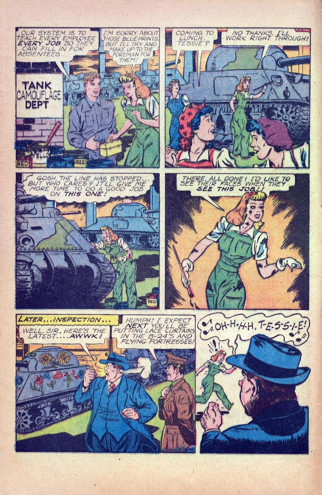 Read online Joker Comics comic -  Issue #16 - 6