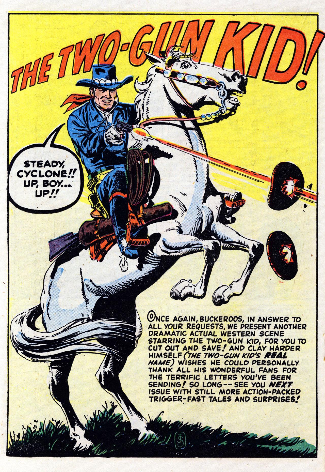 Read online Two-Gun Kid comic -  Issue #53 - 18