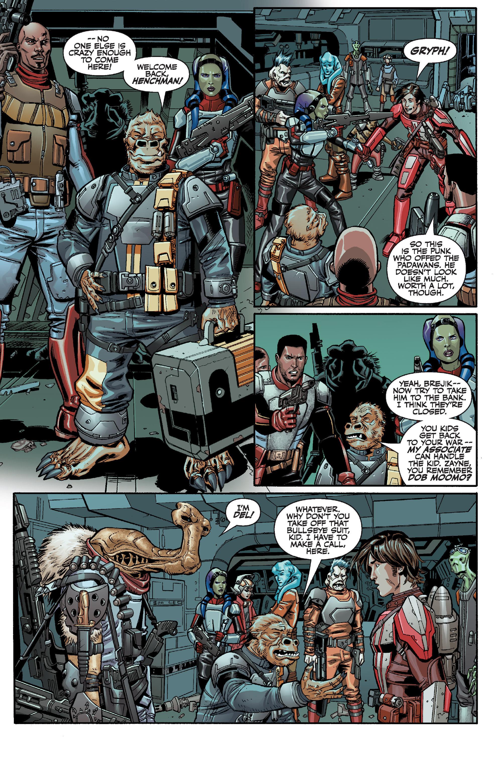 Read online Star Wars Omnibus comic -  Issue # Vol. 32 - 81