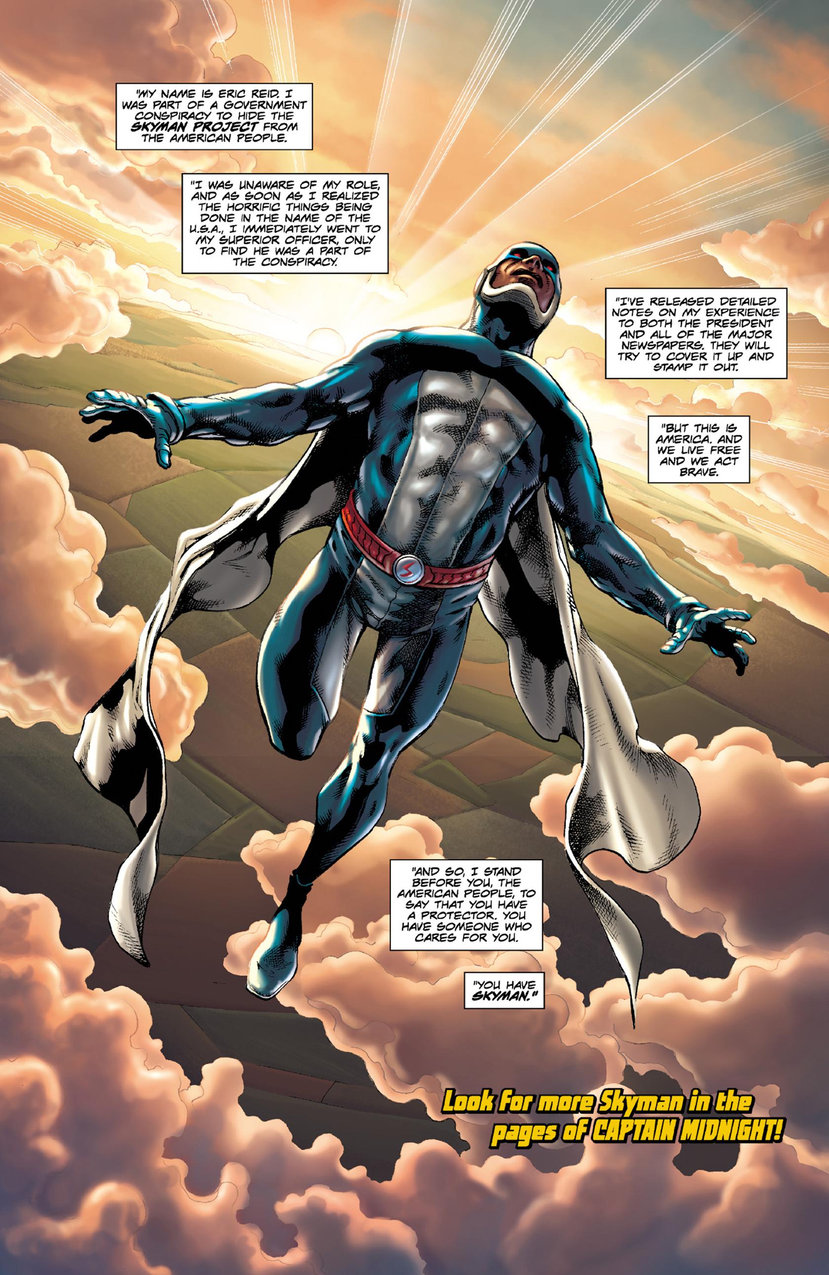 Read online Skyman comic -  Issue #4 - 21