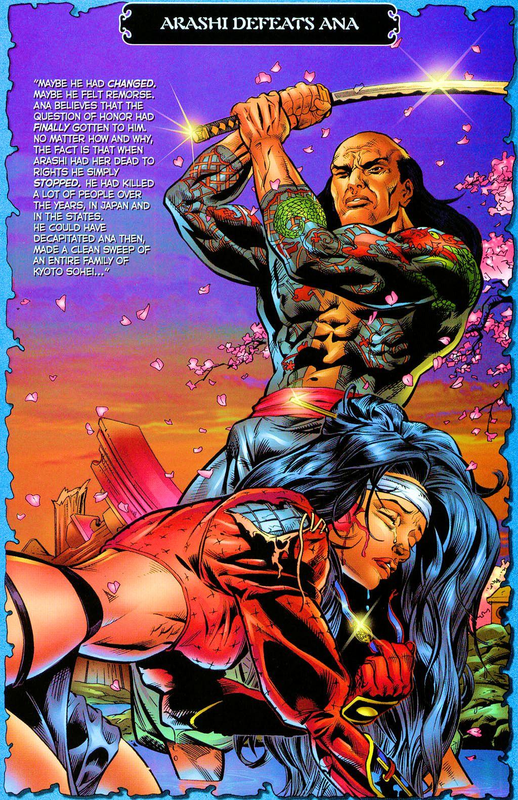 Read online Shi: Rekishi comic -  Issue #2 - 20