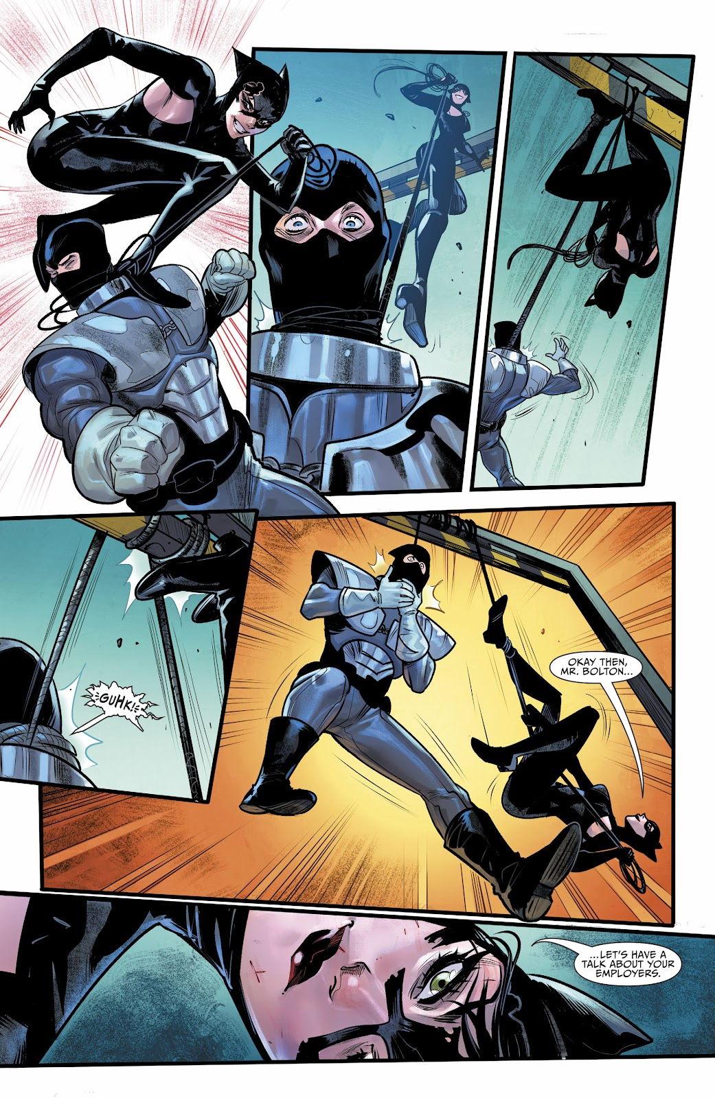 Catwoman (2018) issue 15 - Page 12