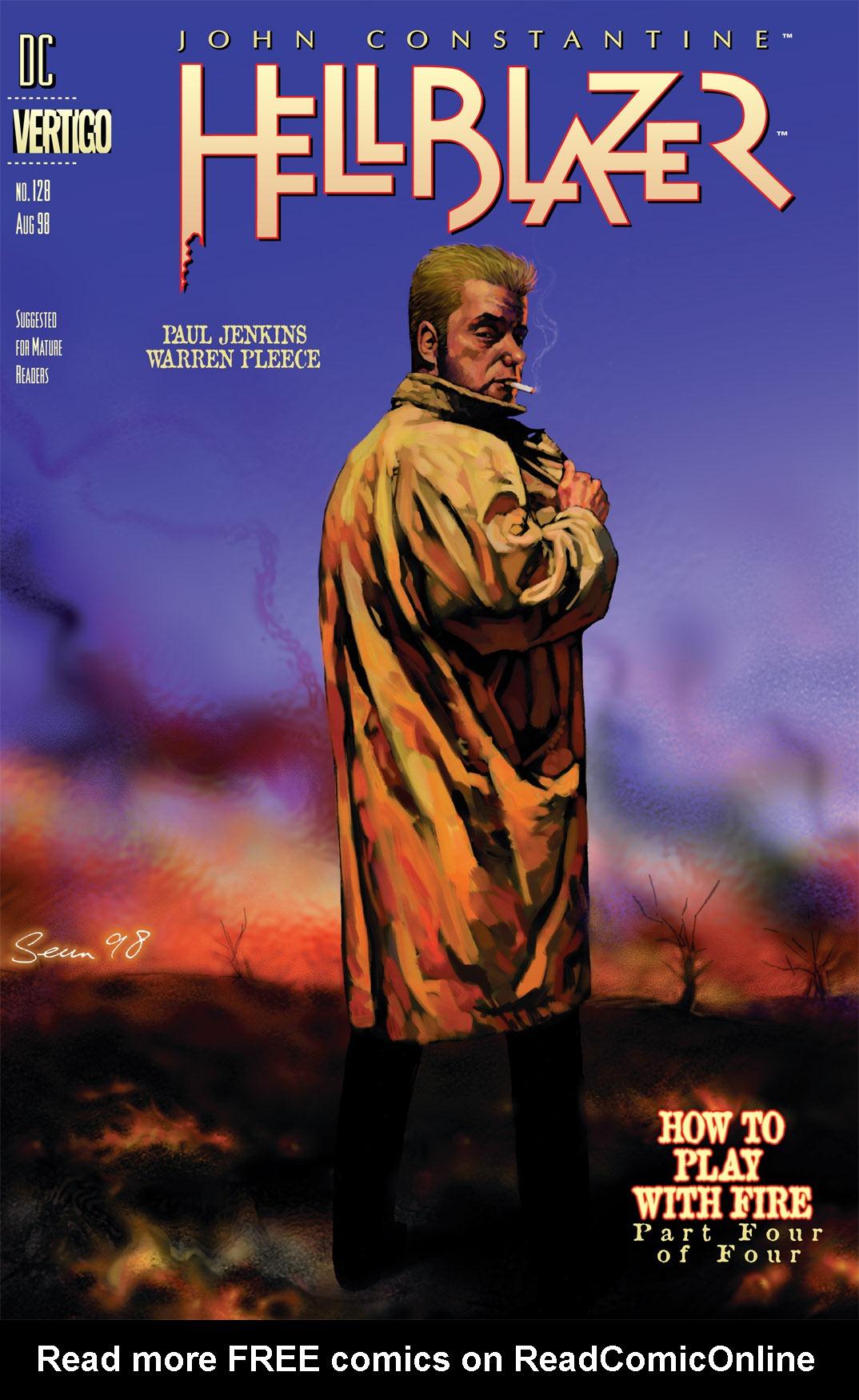 Hellblazer issue 128 - Page 1