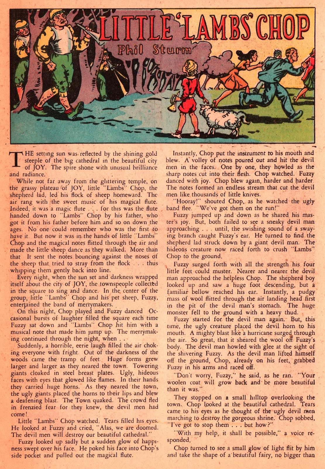 Jingle Jangle Comics issue 2 - Page 57