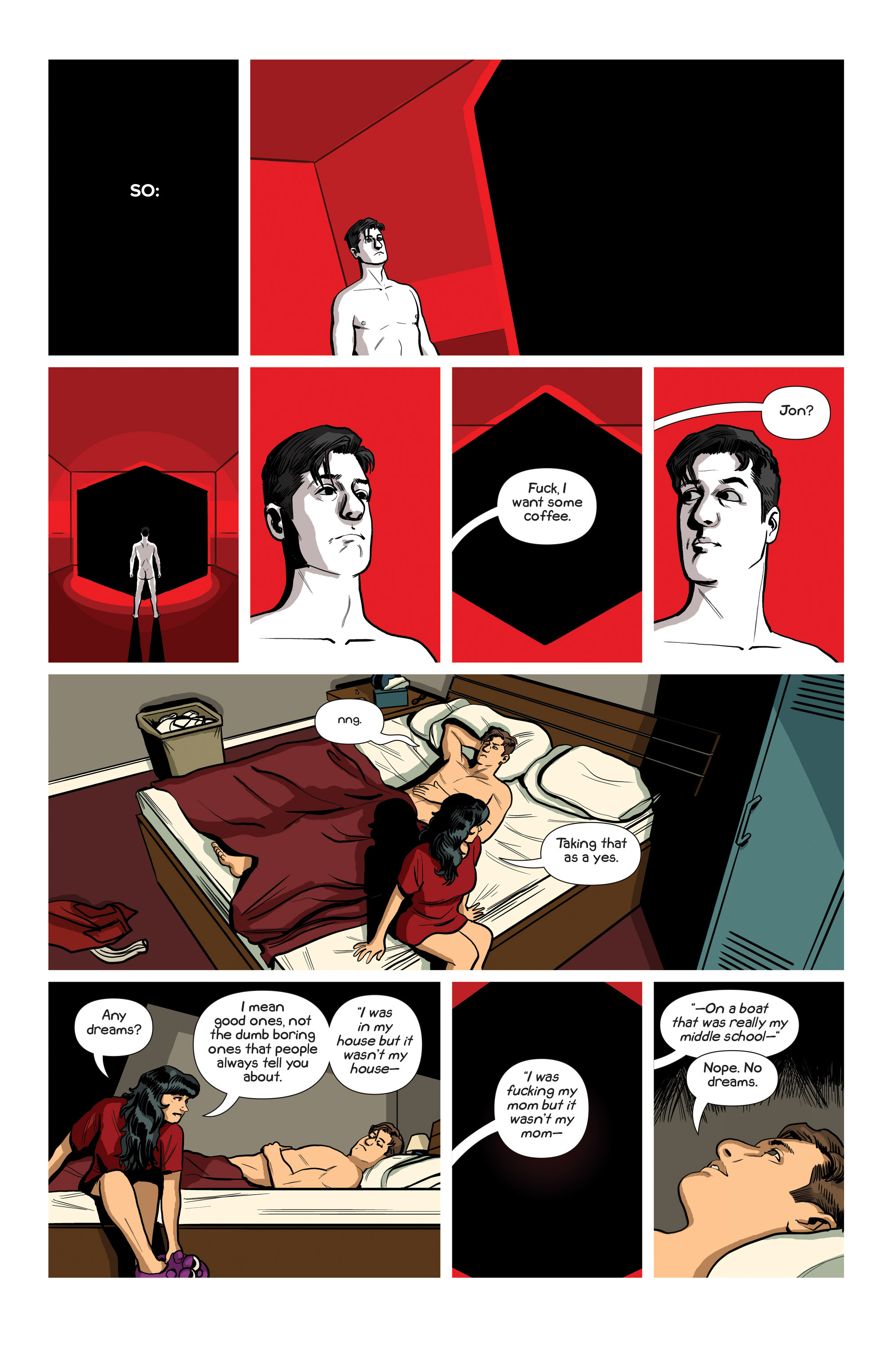 Read online Sex Criminals comic -  Issue #16 - 22